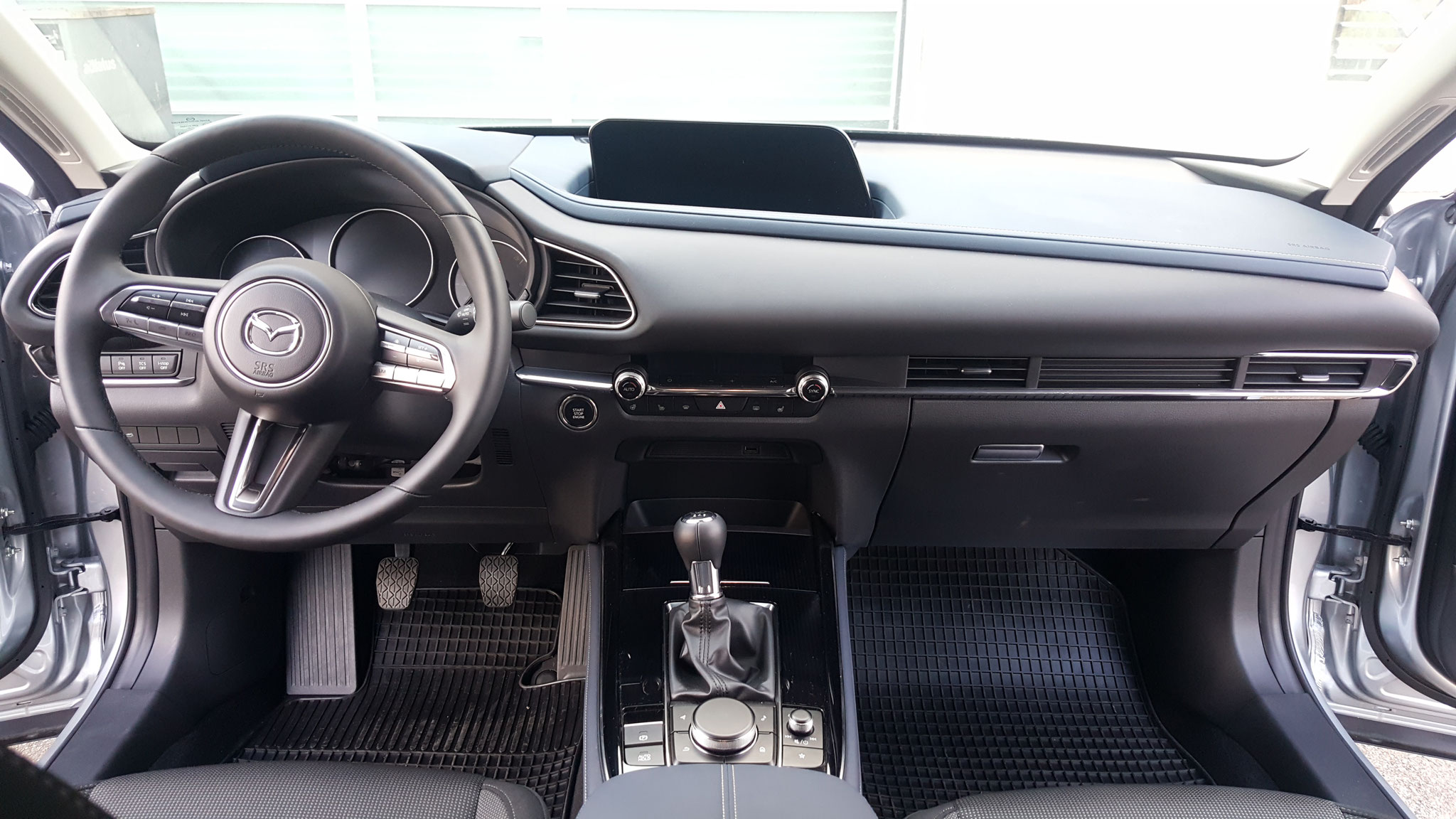 Mazda CX 30 - Innen