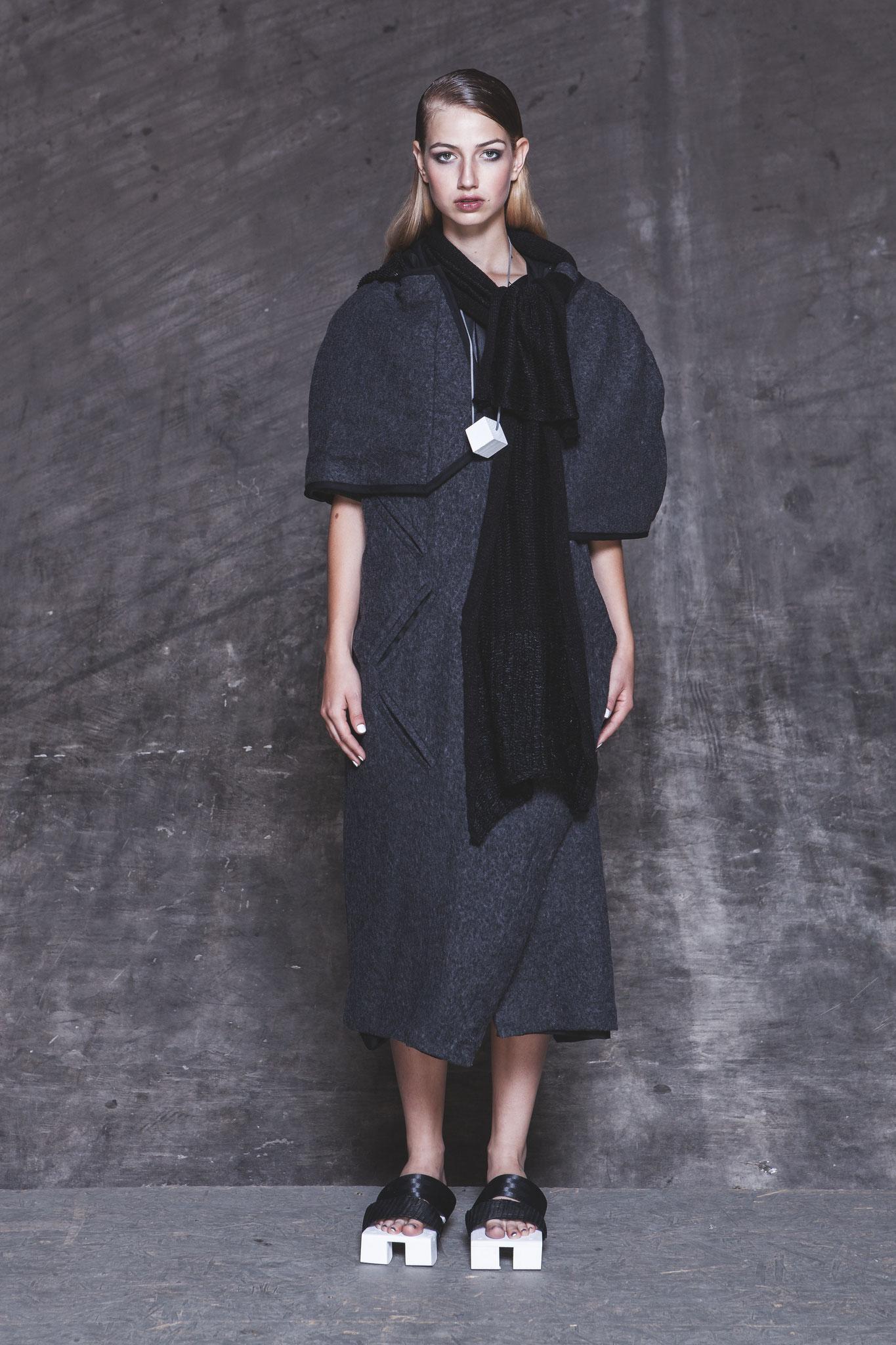 Model // Hannah Peschanel