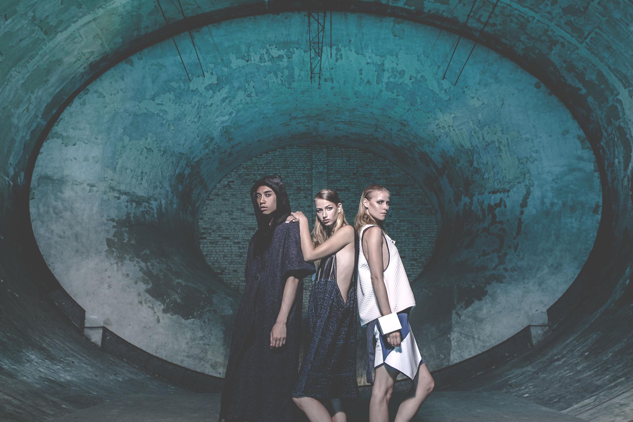 Models // Byrd / Hannah Peschanel / Sabrina Gehrmann