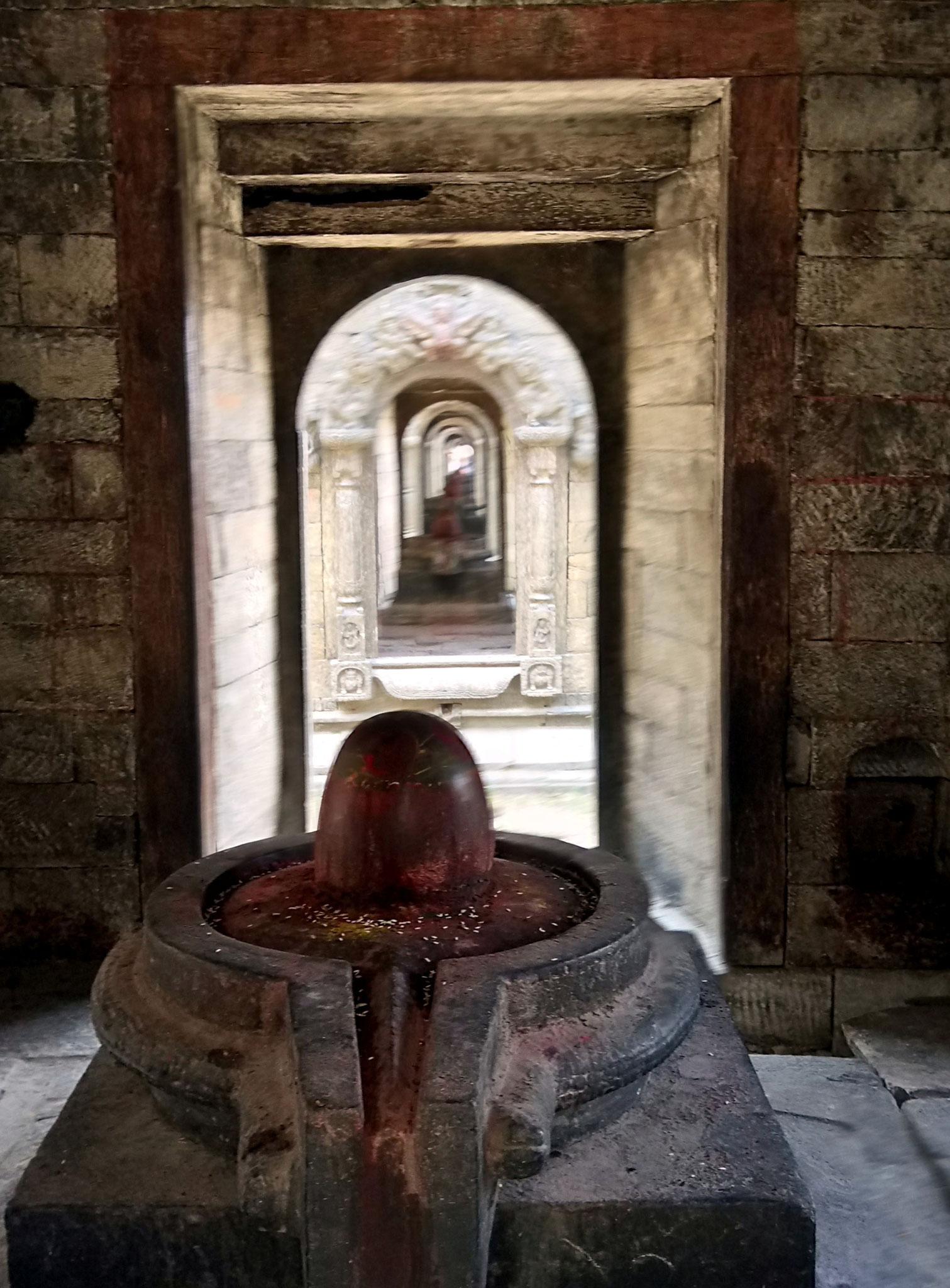 temples en enfilade