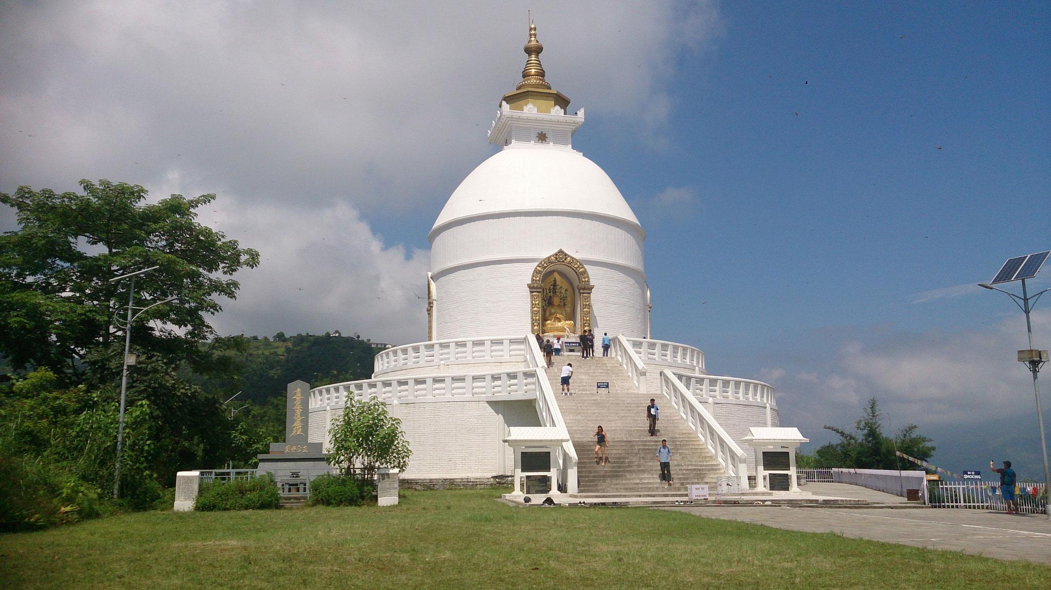"""le """"temple de la Paix"""""""