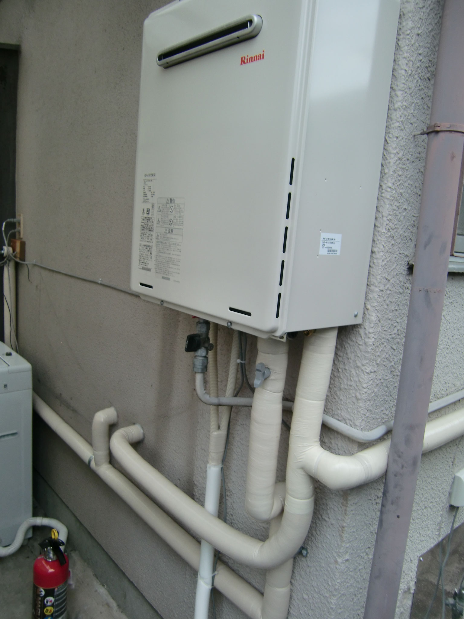 種類 ガス 管