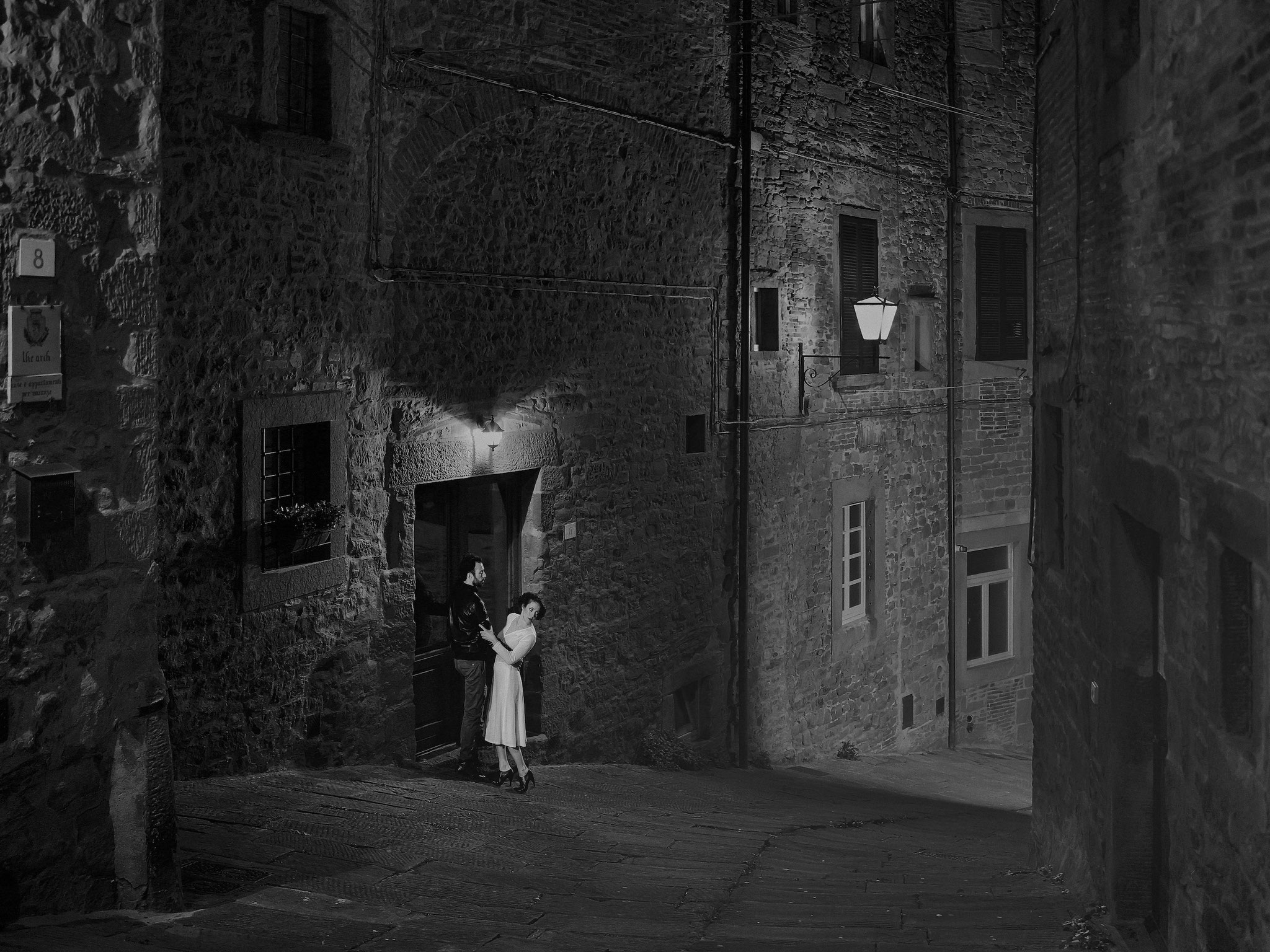 Scene from the cinematic series An End to Jealousy