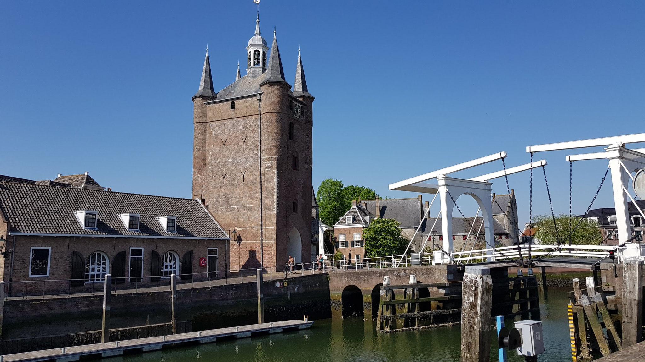 Schouwen- Duiveland - Alter Hafen Zierikzee