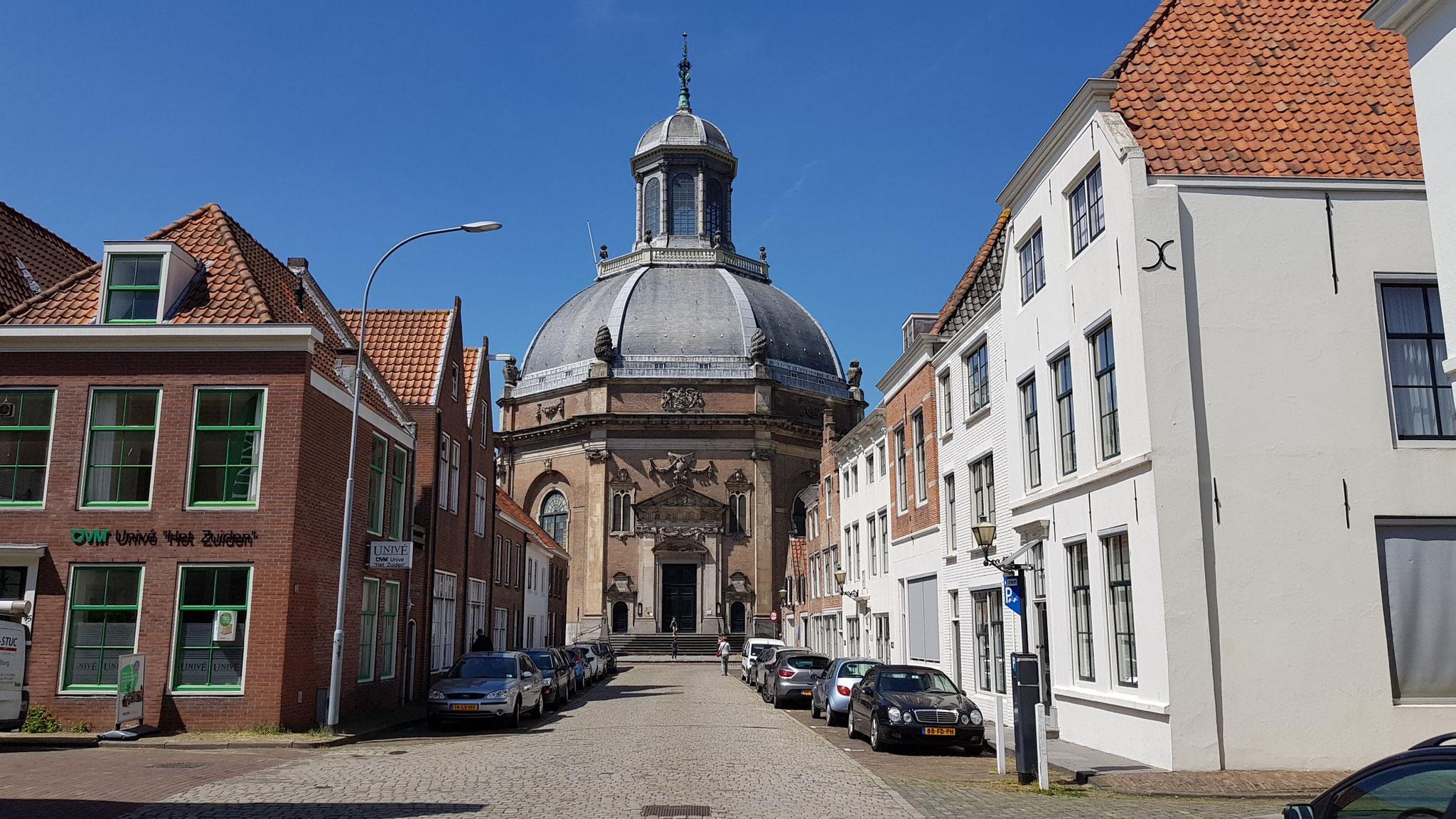 Oostkerk in Middelburg