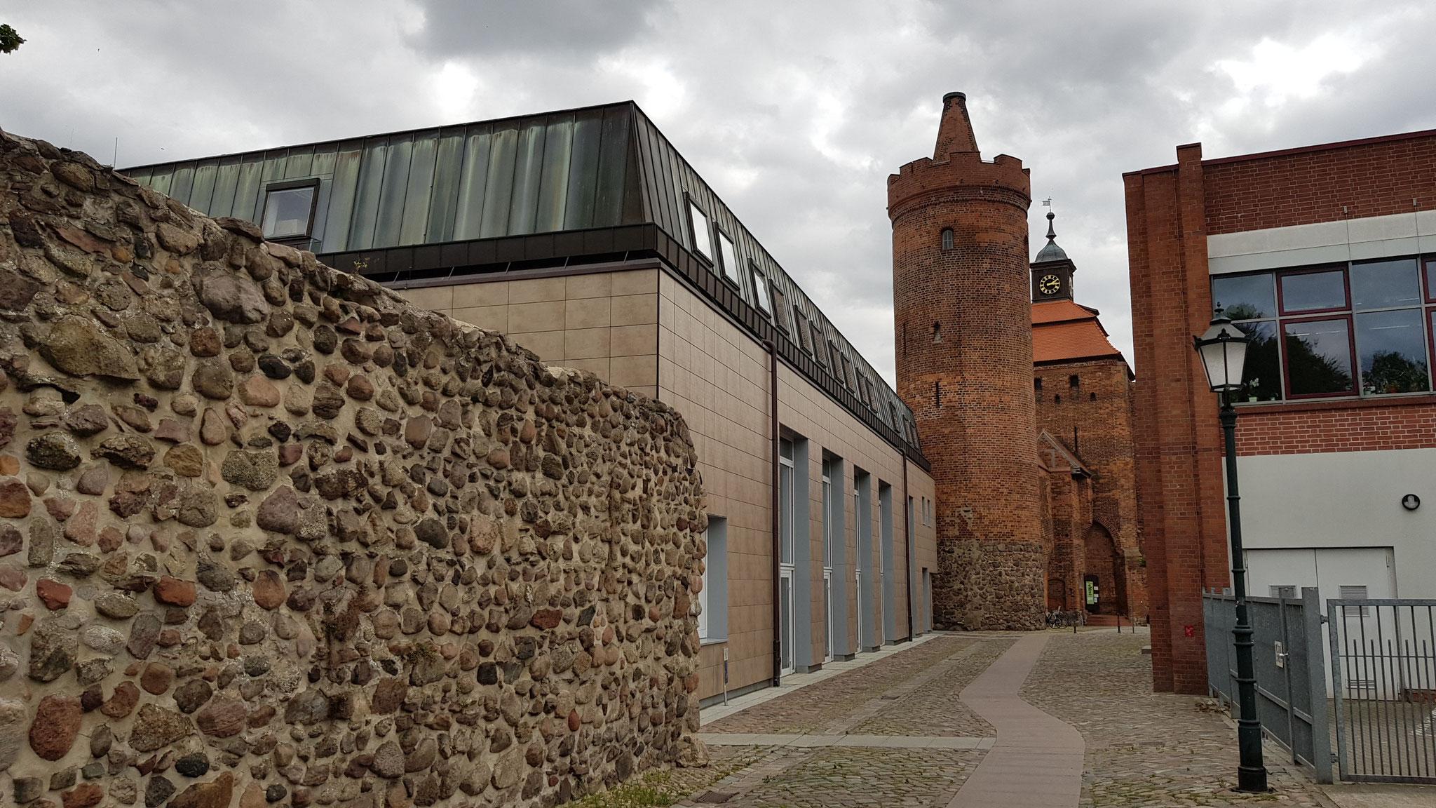 Bernauer Stadtmauer