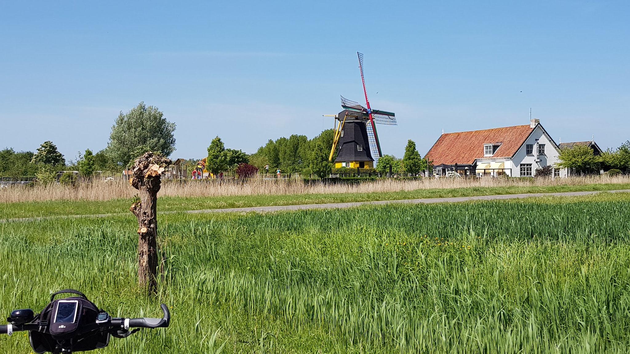 Mühle bei Serooskerke
