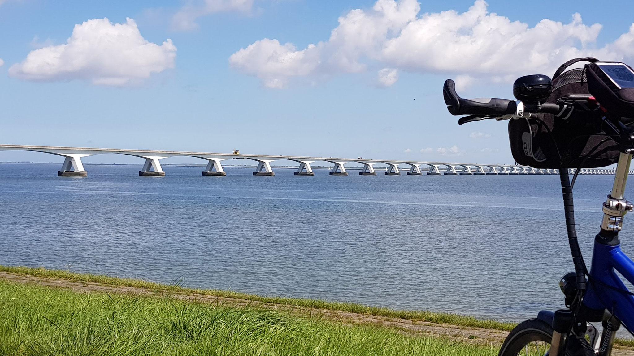 Noord- Beveland - Zeelandbrug