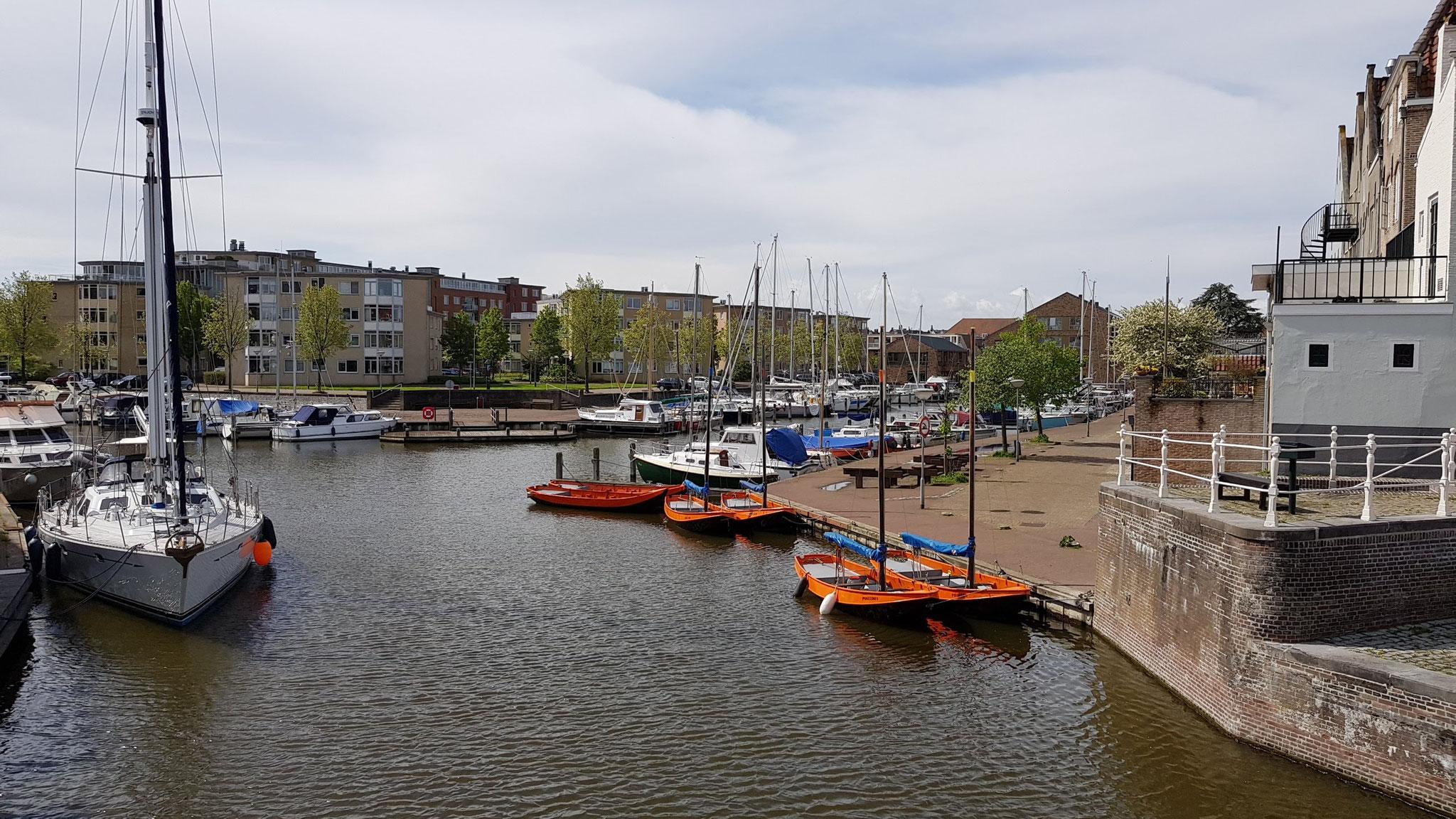 Hafen Middelburg