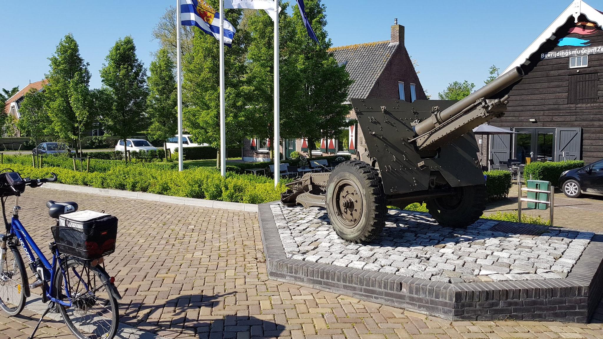 Bevrijdingsmuseum (Kriegsmuseum) in Nieuwdorp