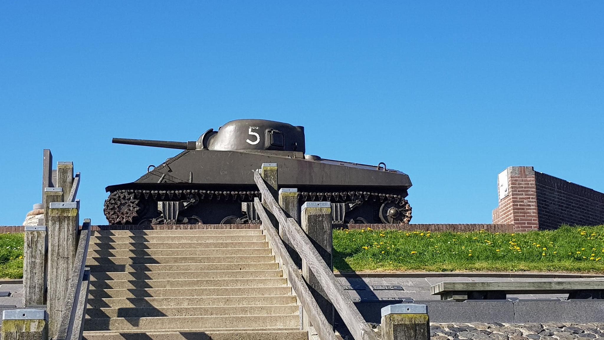 am Deich- und Weltkriegsmuseum - Polderhuis
