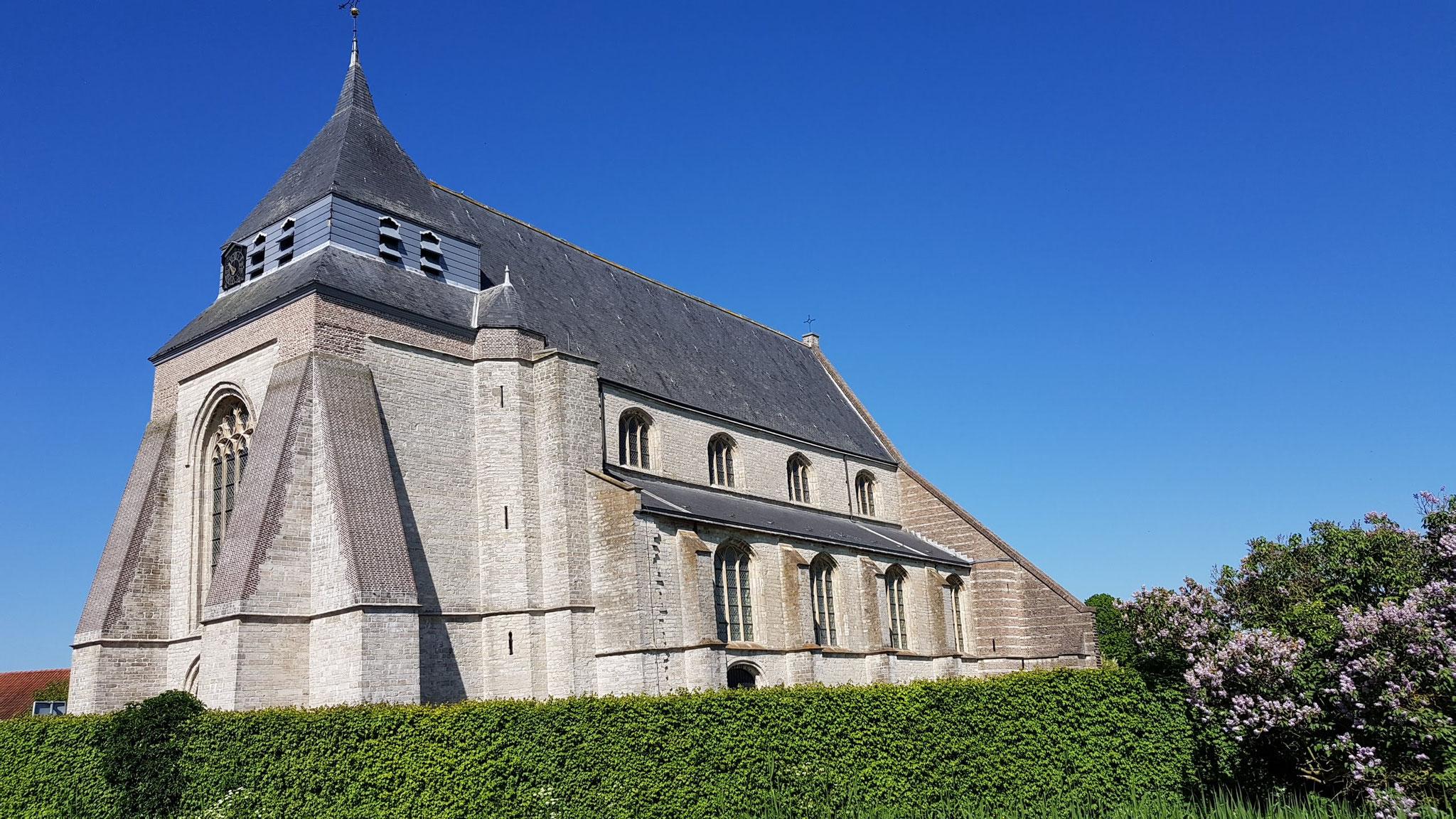 Kirche in Scherpenisse