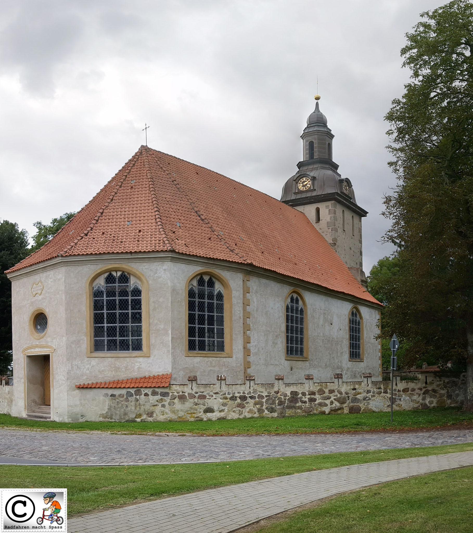 Kirche Grammendorf