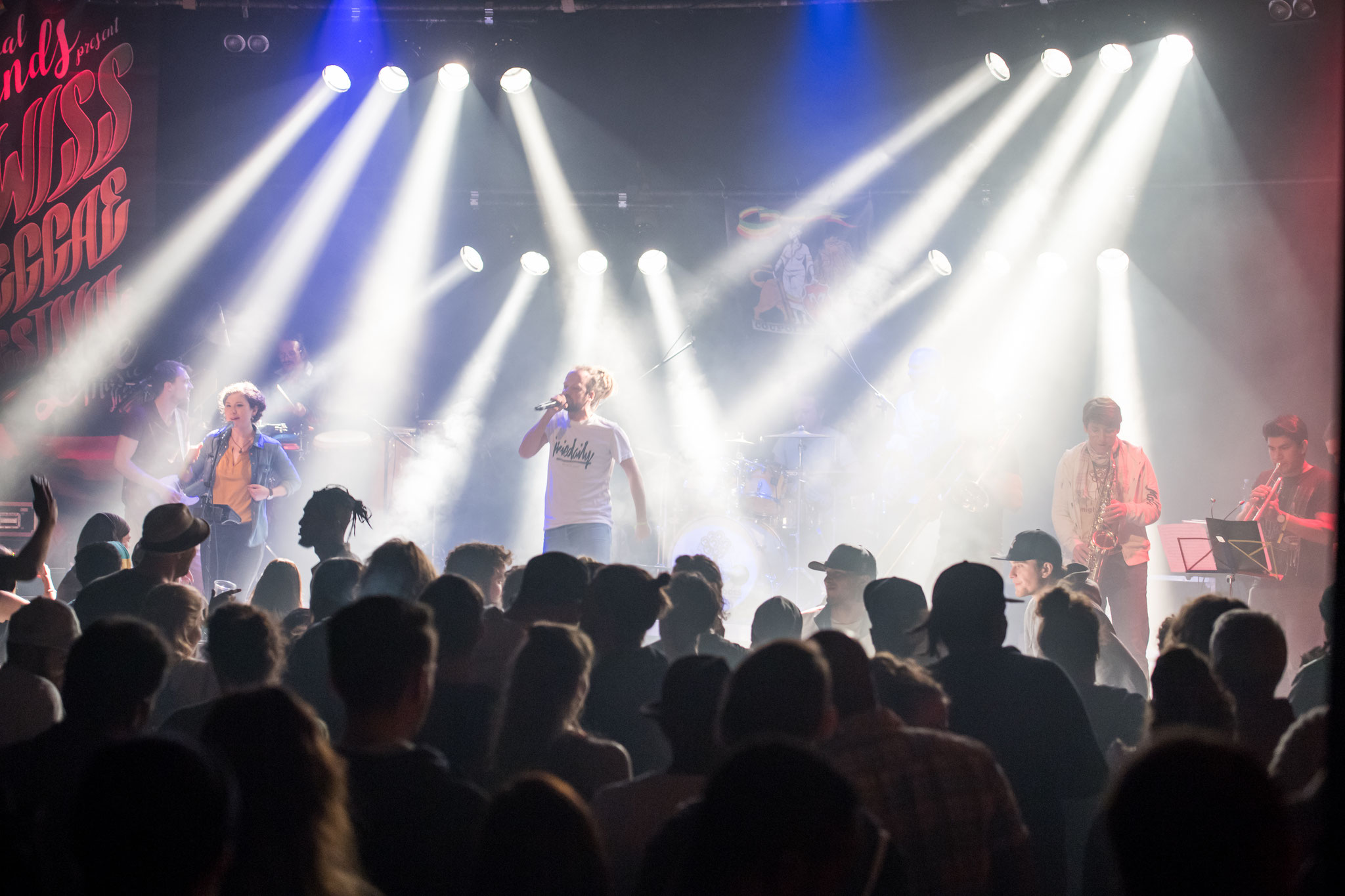 Swiss Reggae Festival, 27.10.17. Foto: March Hächler