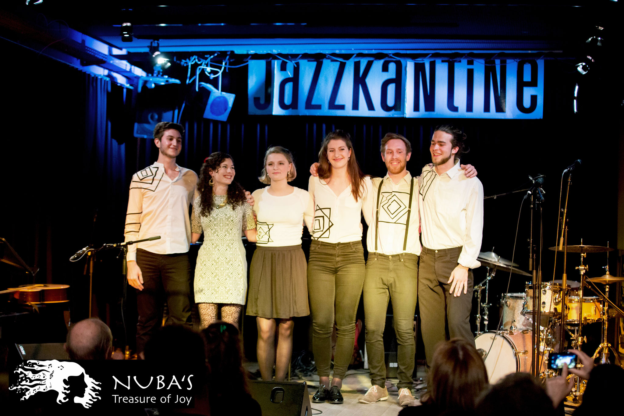 Nuba's Treasure of Joy, Jazzkantine Luzern, 17.03.16