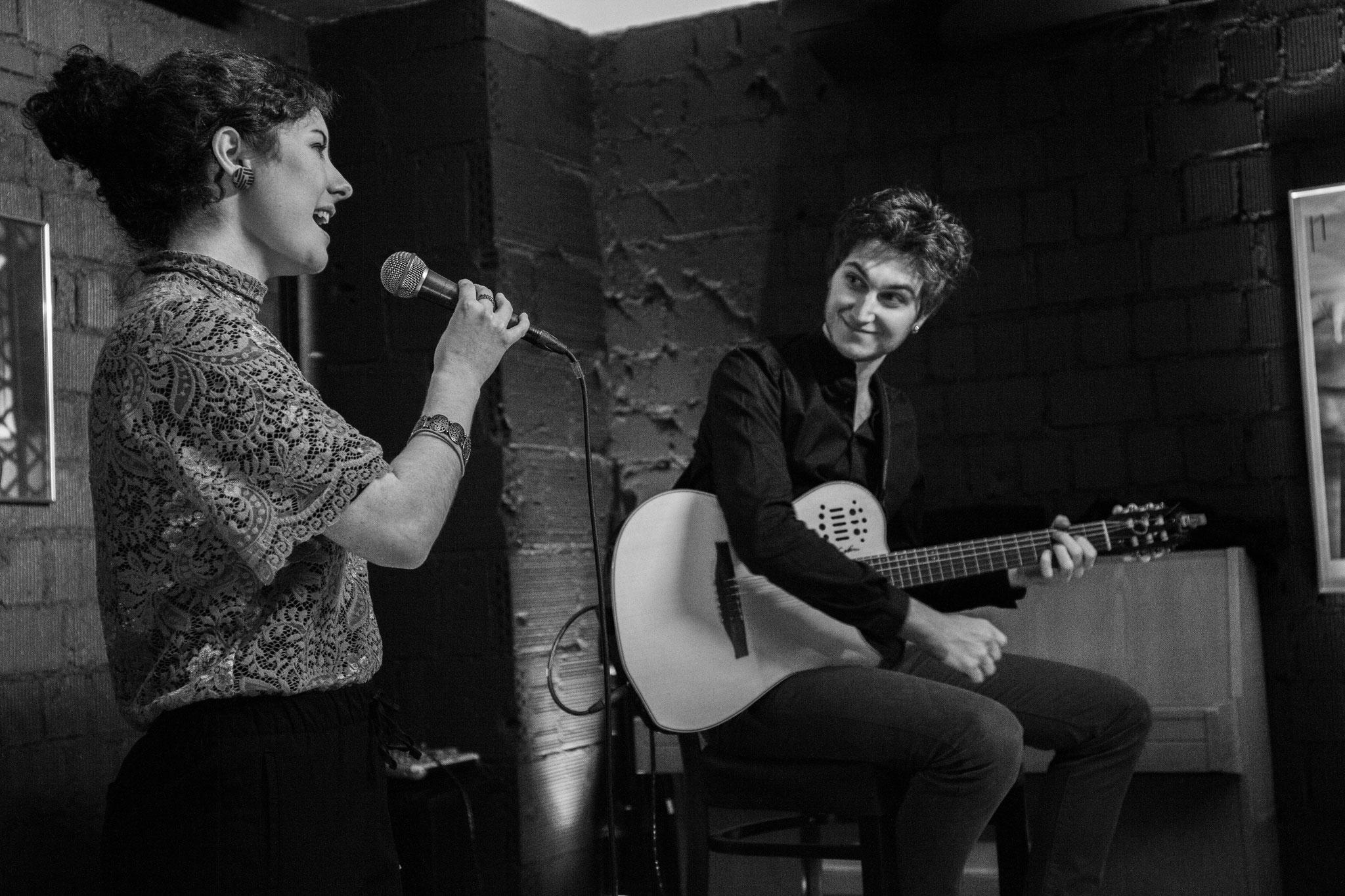 Lea Nussbaumer & Christian Zatta, T-Room Solothurn, 24.03.2018