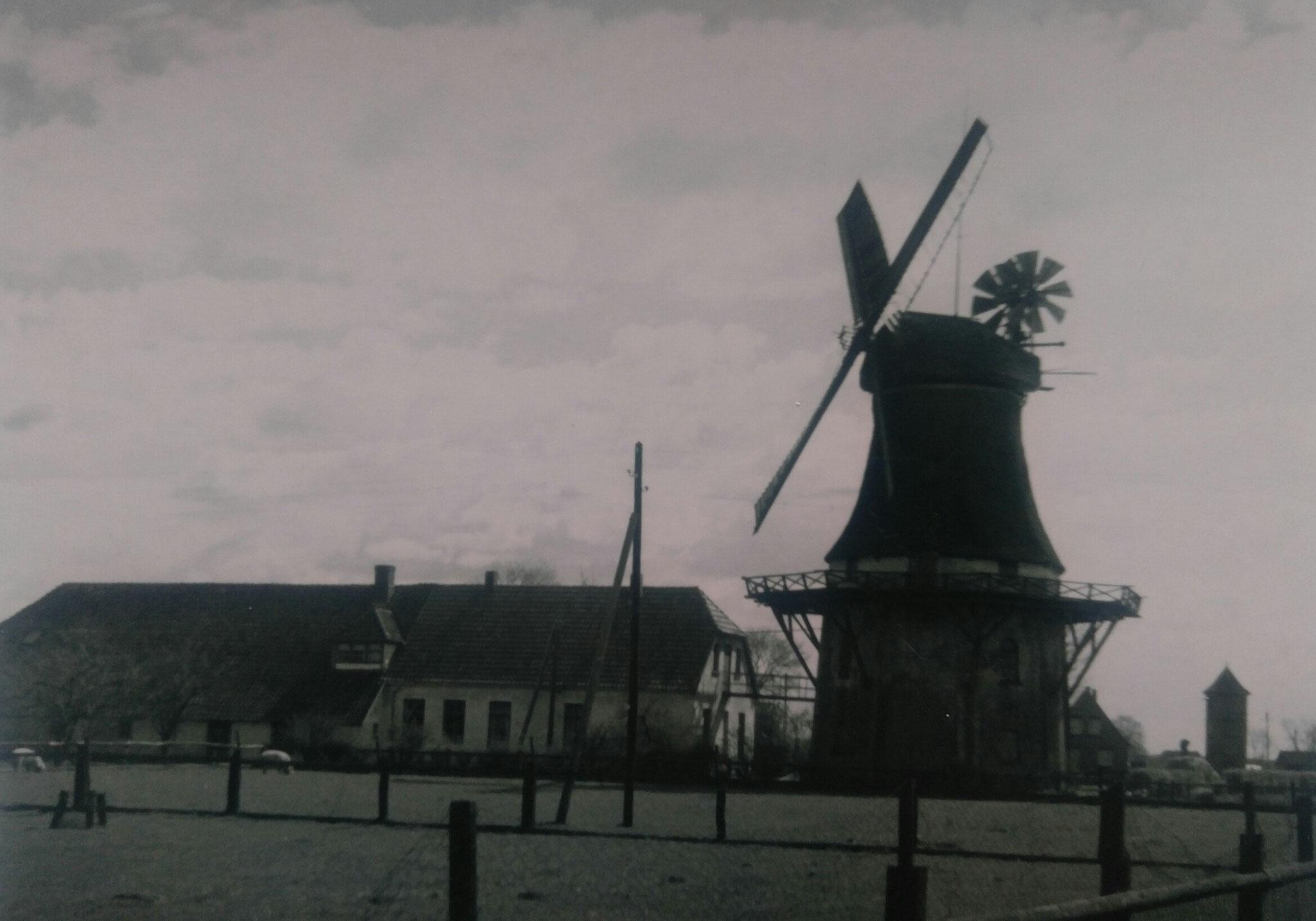 Steinhausens Mühle. Bildquelle: Fa. Kleinschmidt
