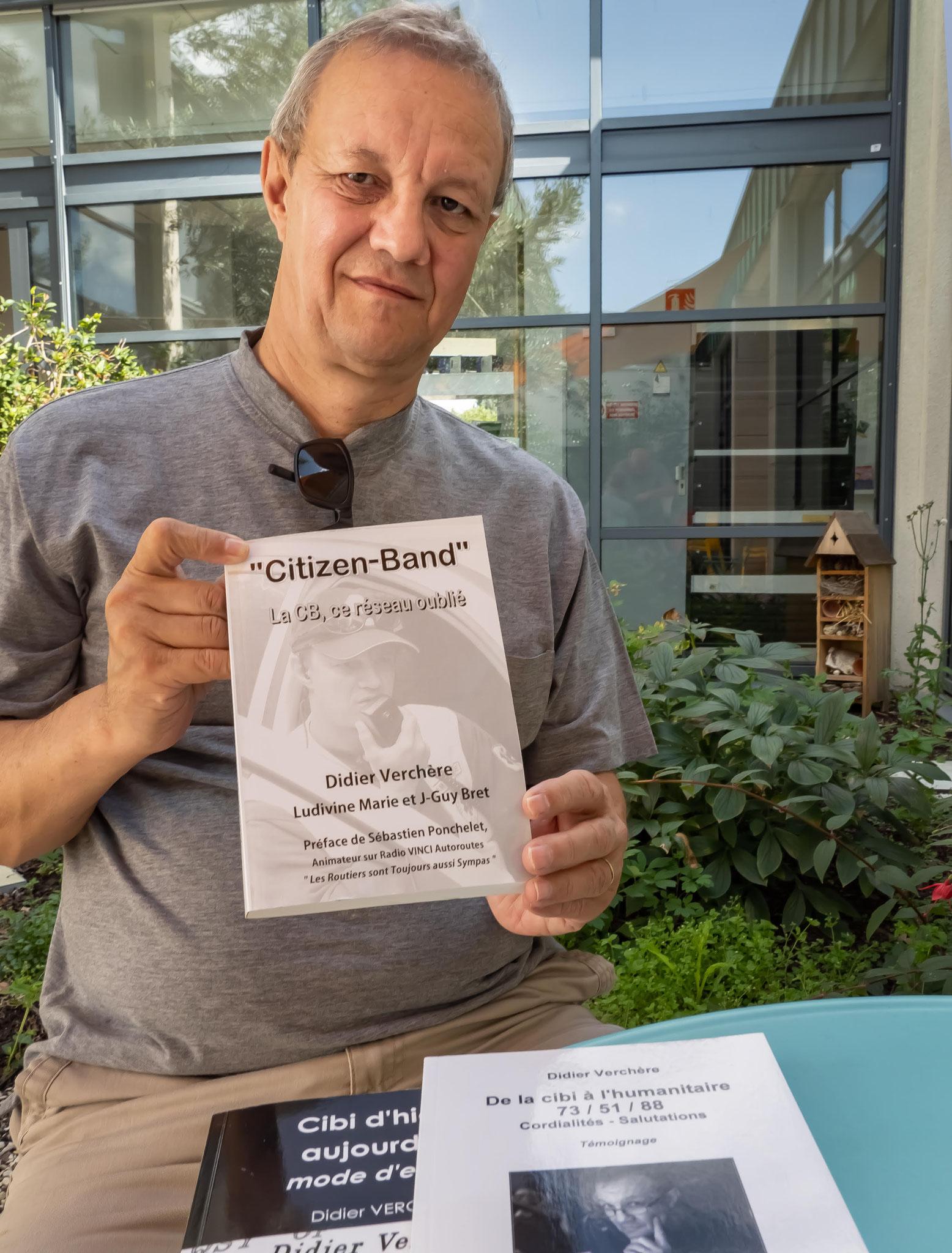 L'auteur présente le livre