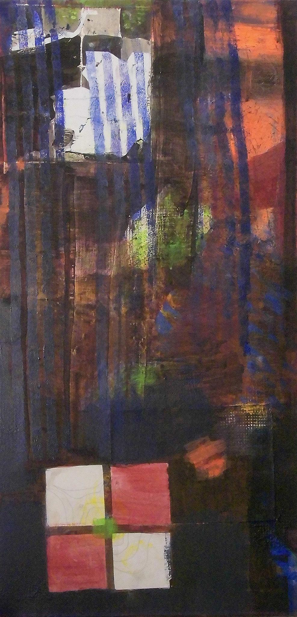 schwarzhaus   80 cm x 40 cm