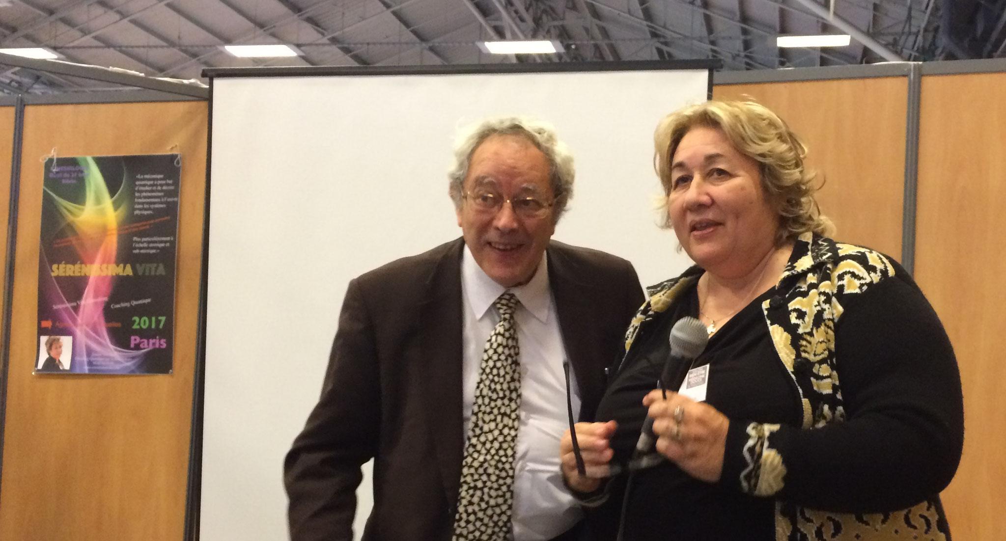 Rencontre avec le Docteur Albert-Claude Quemoun