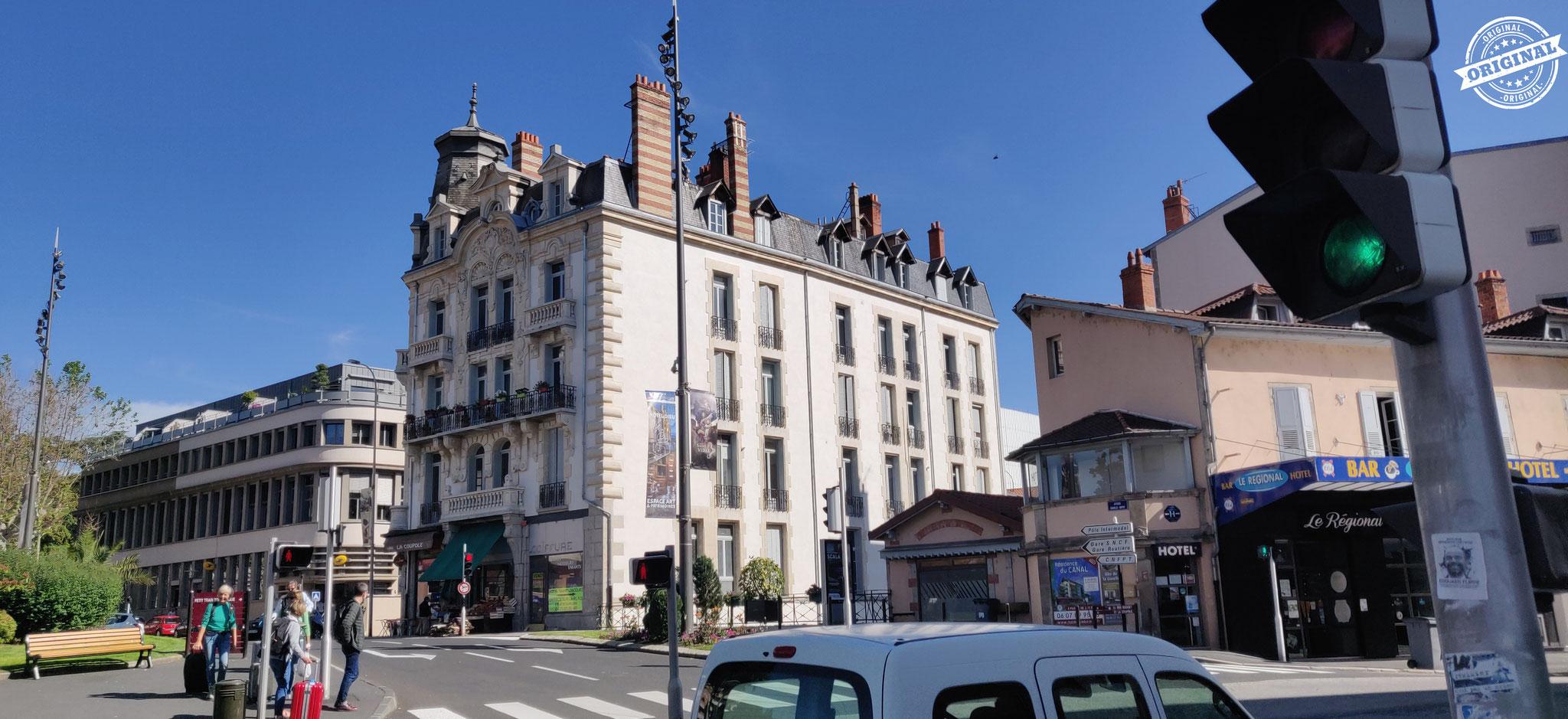 insertion paysagère au Puy en Velay en Haute-Loire