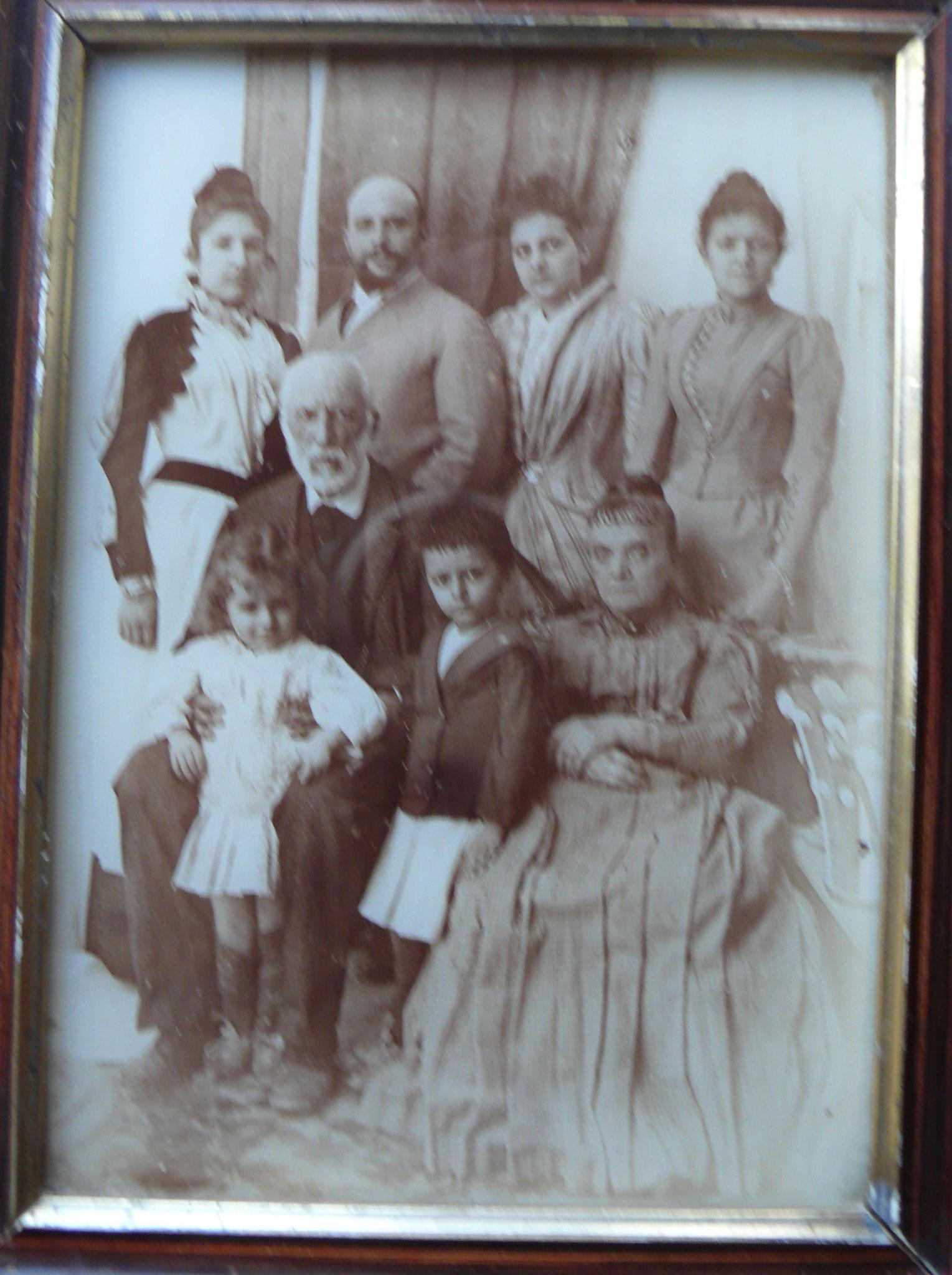 Famiglia Francesco Perugini