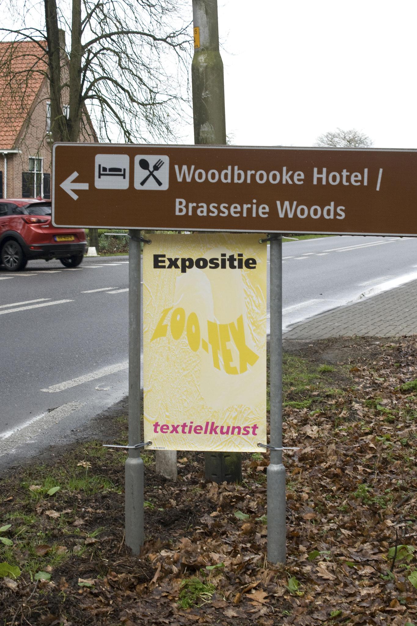 Landgoedhotel Woodbrooke in Barchem Kunstroute Lochem 2016 en 2017