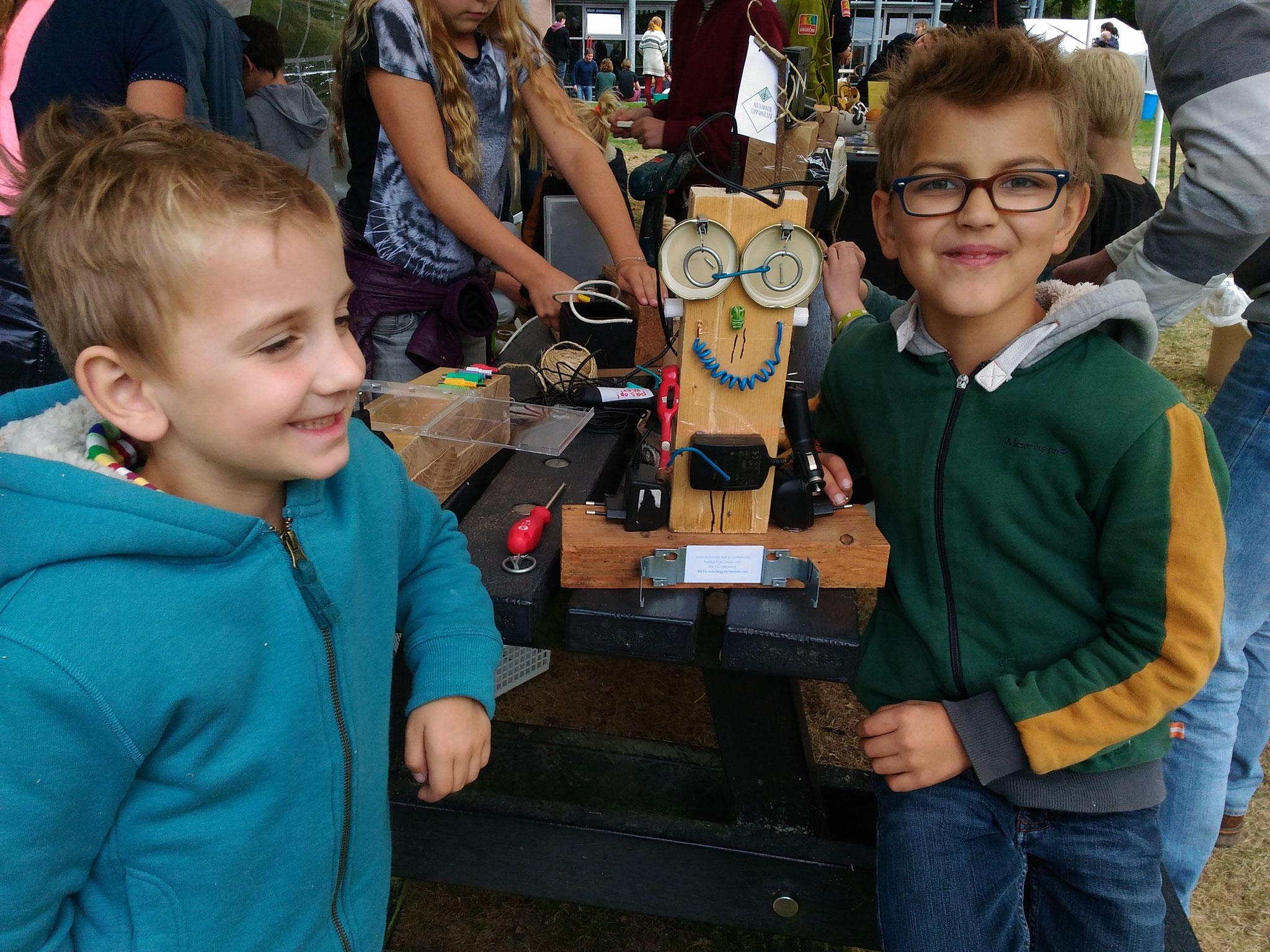 ARTii-kids uitvinders GDF Velp