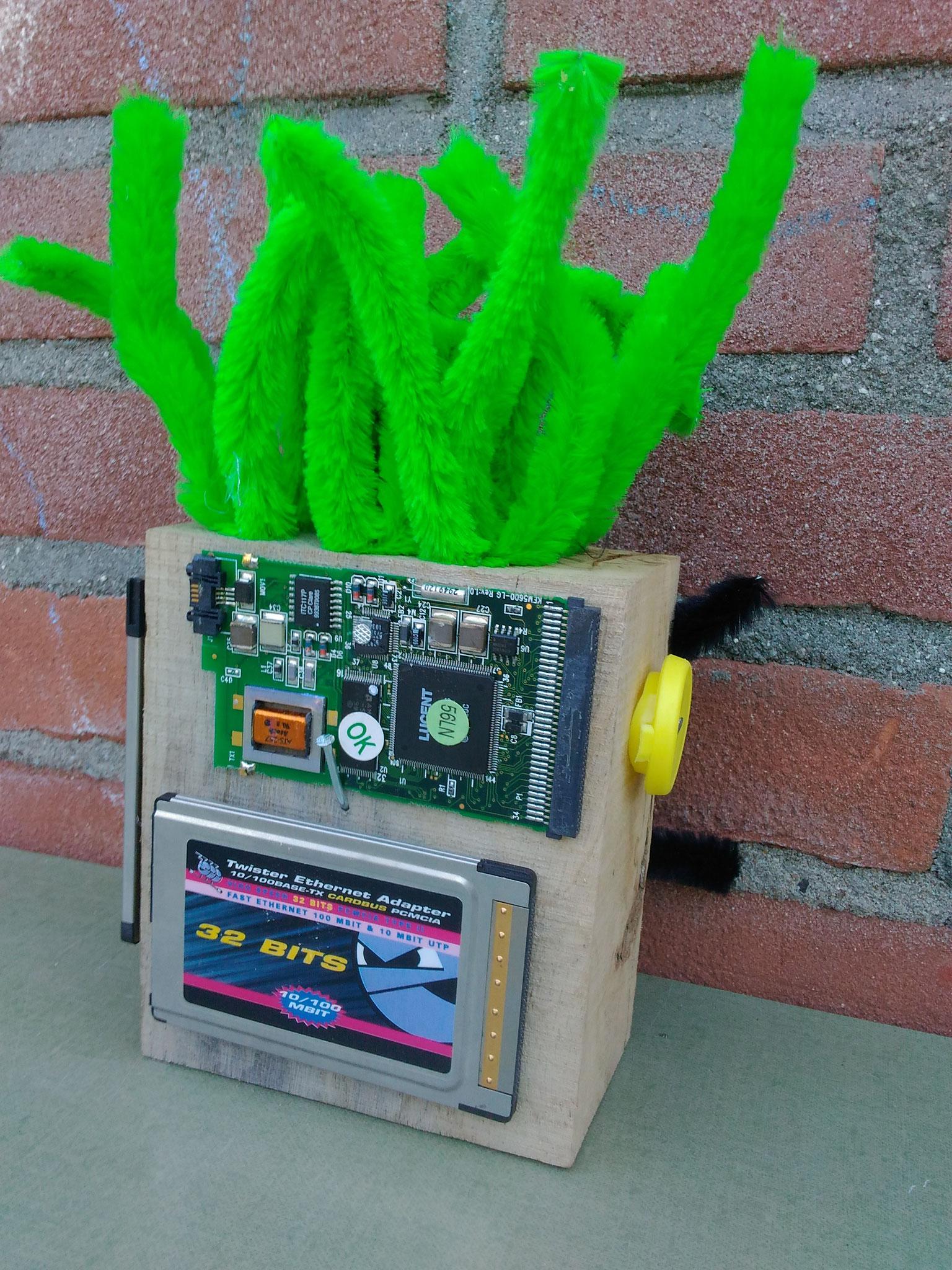 ARTii-kids workshop robot van Thimo Driel