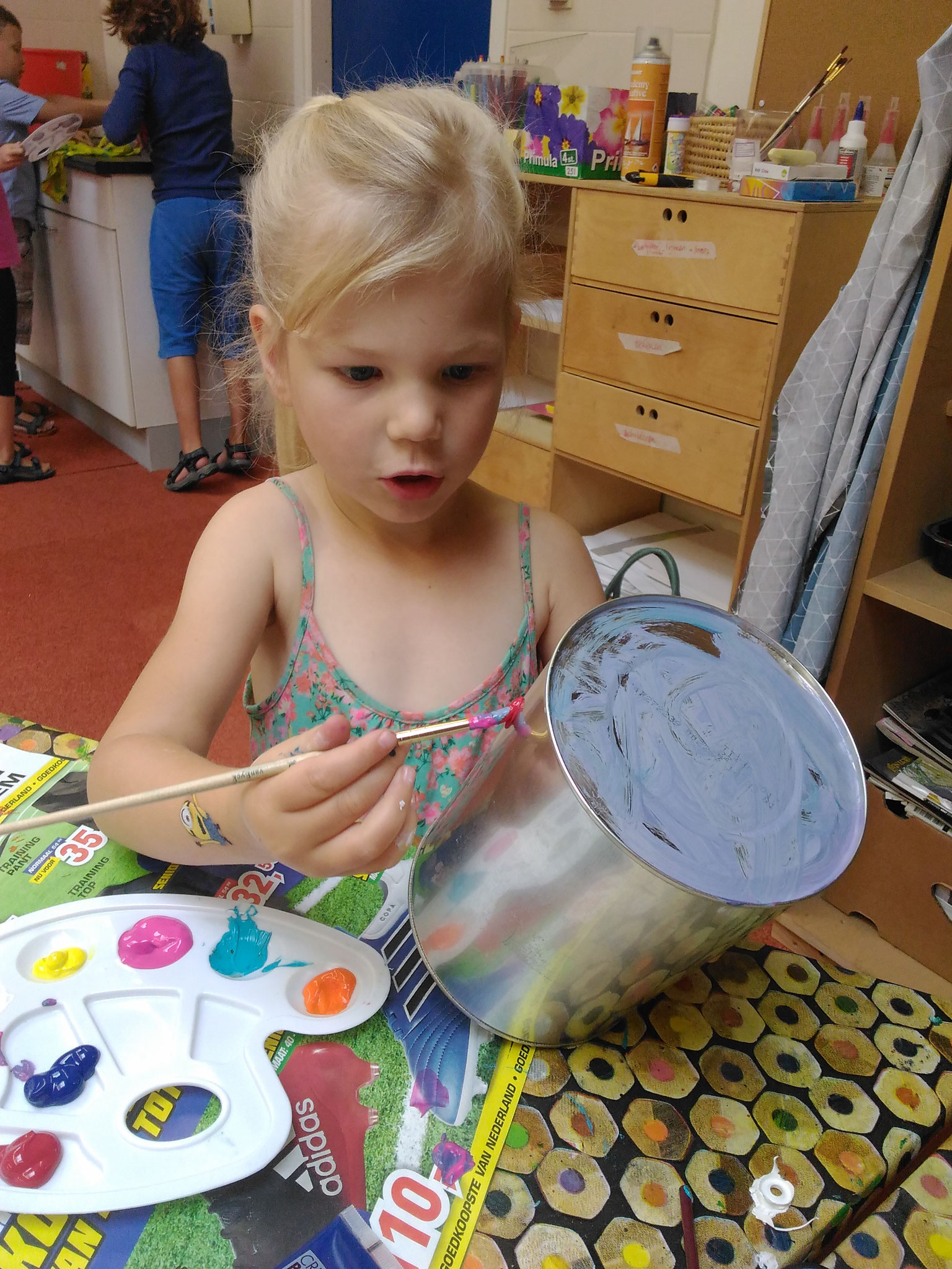 ARTii-kids windhanger is blikvanger