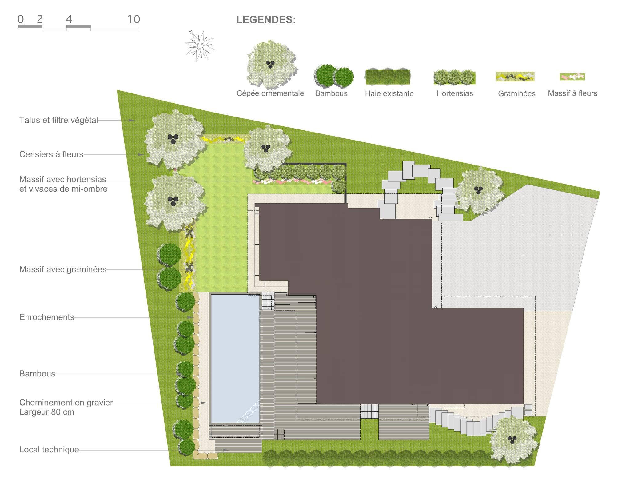 neydens 1 - sarah fetz architecte paysagiste basée à annecy en haute
