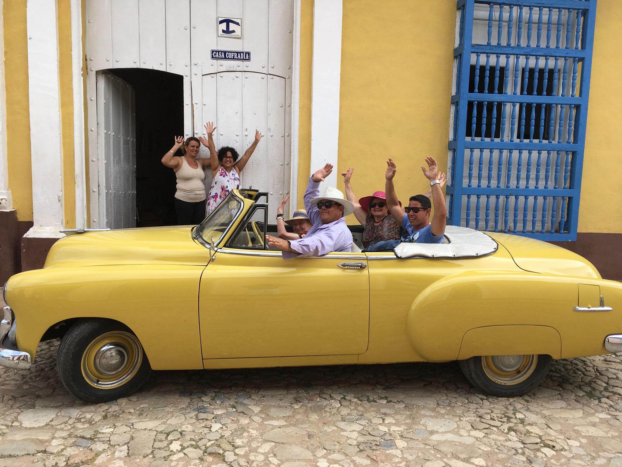 Muss nicht immer gleich Kuba sein...