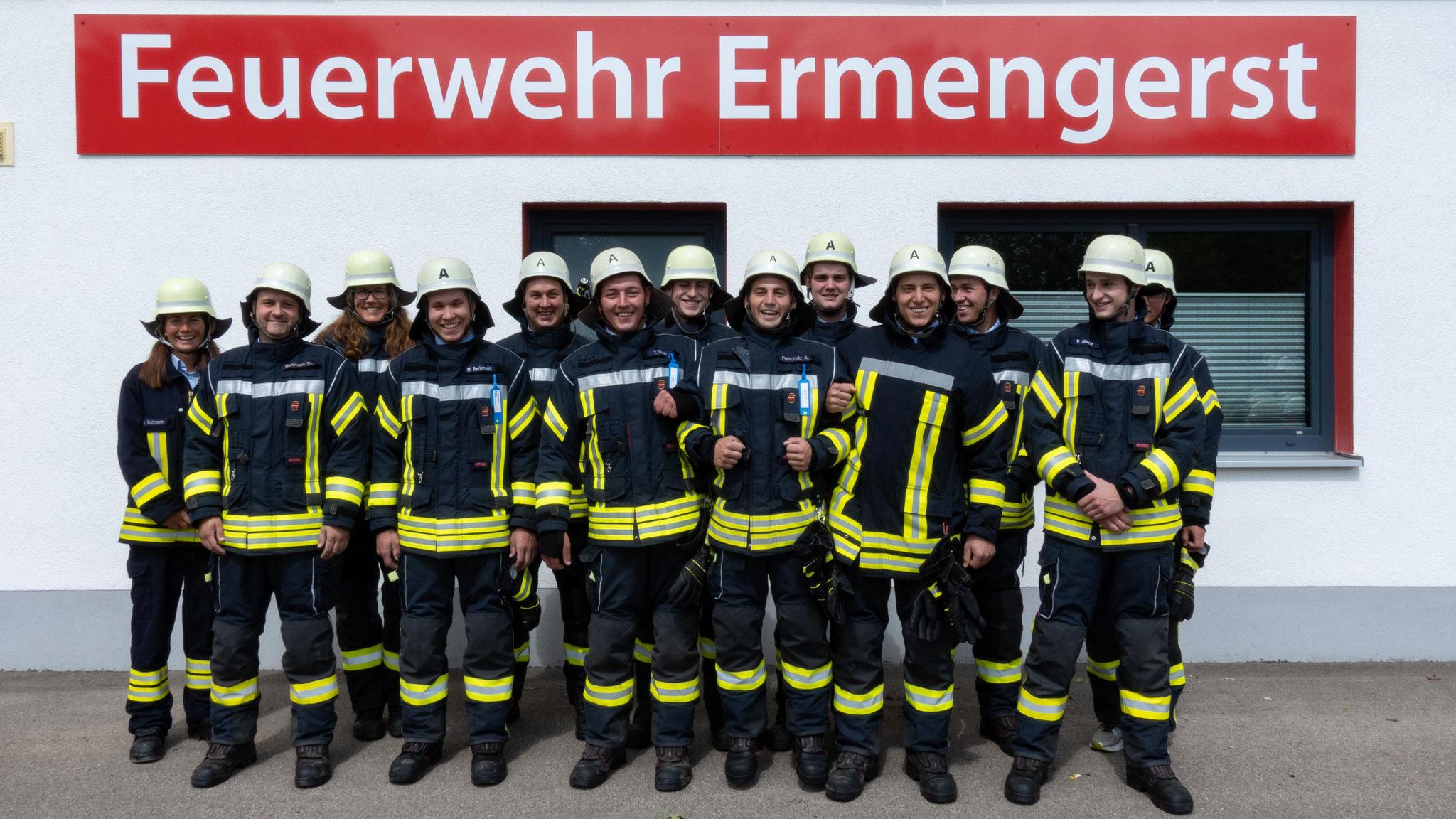 Freiwillige Feuerwehr Ermengerst - Gruppe 3