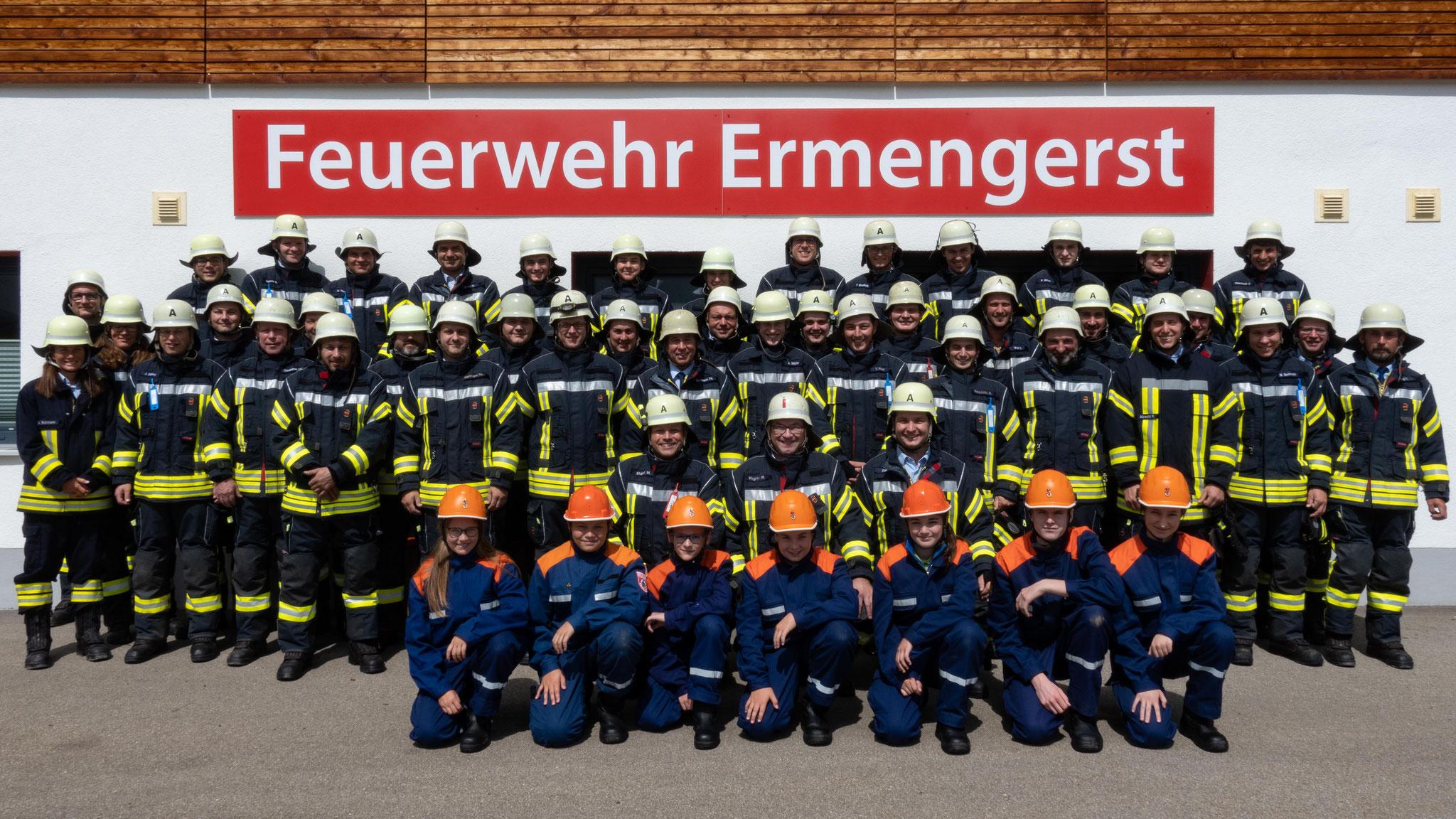Freiwillige Feuerwehr Ermengerst - Alle Gruppen