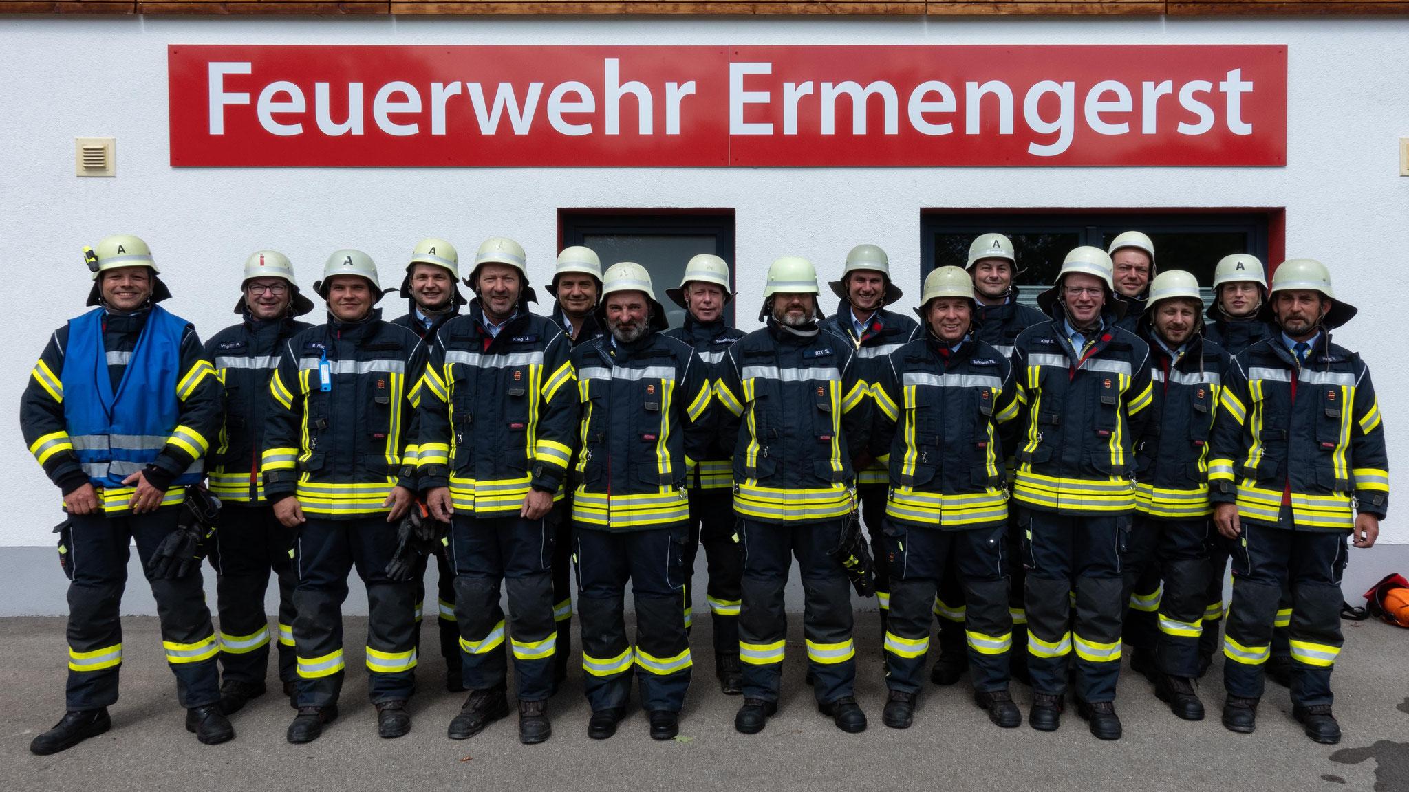 Freiwillige Feuerwehr Ermengerst - Gruppe 1