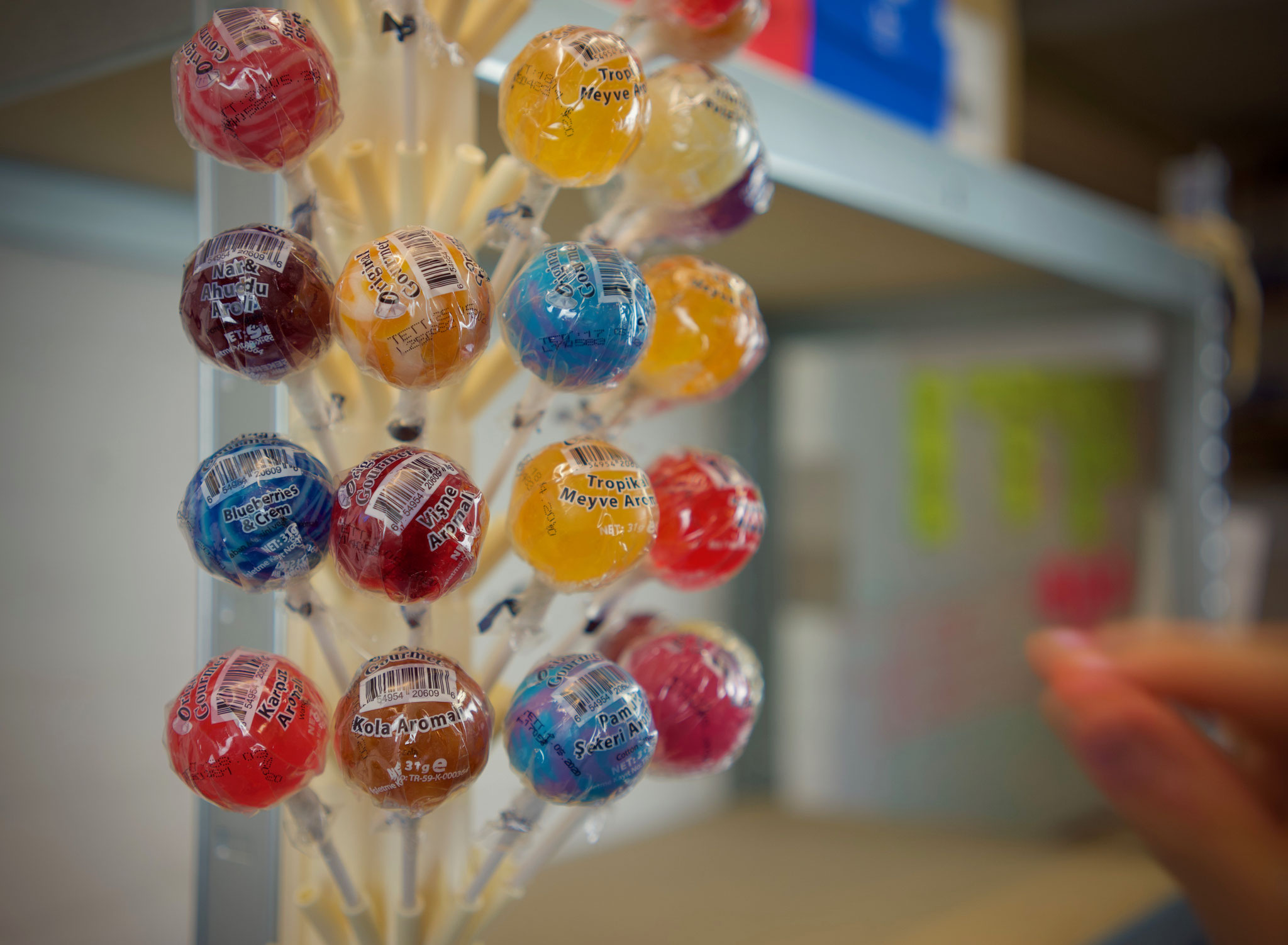 OG Lollipops from USA. Buy Lollipop get Free displays