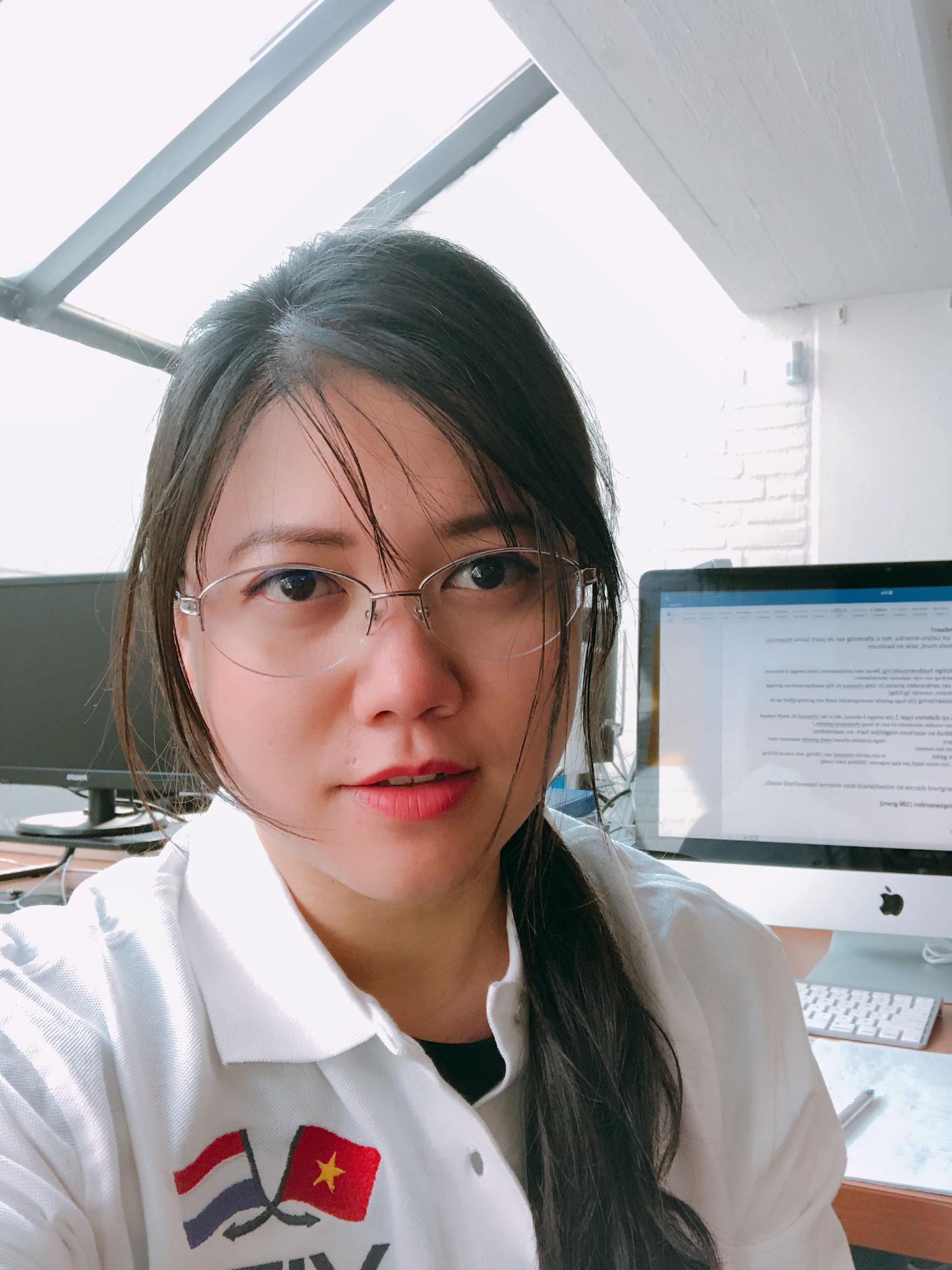 Mrs. Vivian Nguyen 🙎🏻♀Export / Import  🇬🇧English & 🇻🇳Tiếng Việt & 🇳🇱Nederlands   ☎+31 (0) 6 1876 5375   📩Import@viec.nl