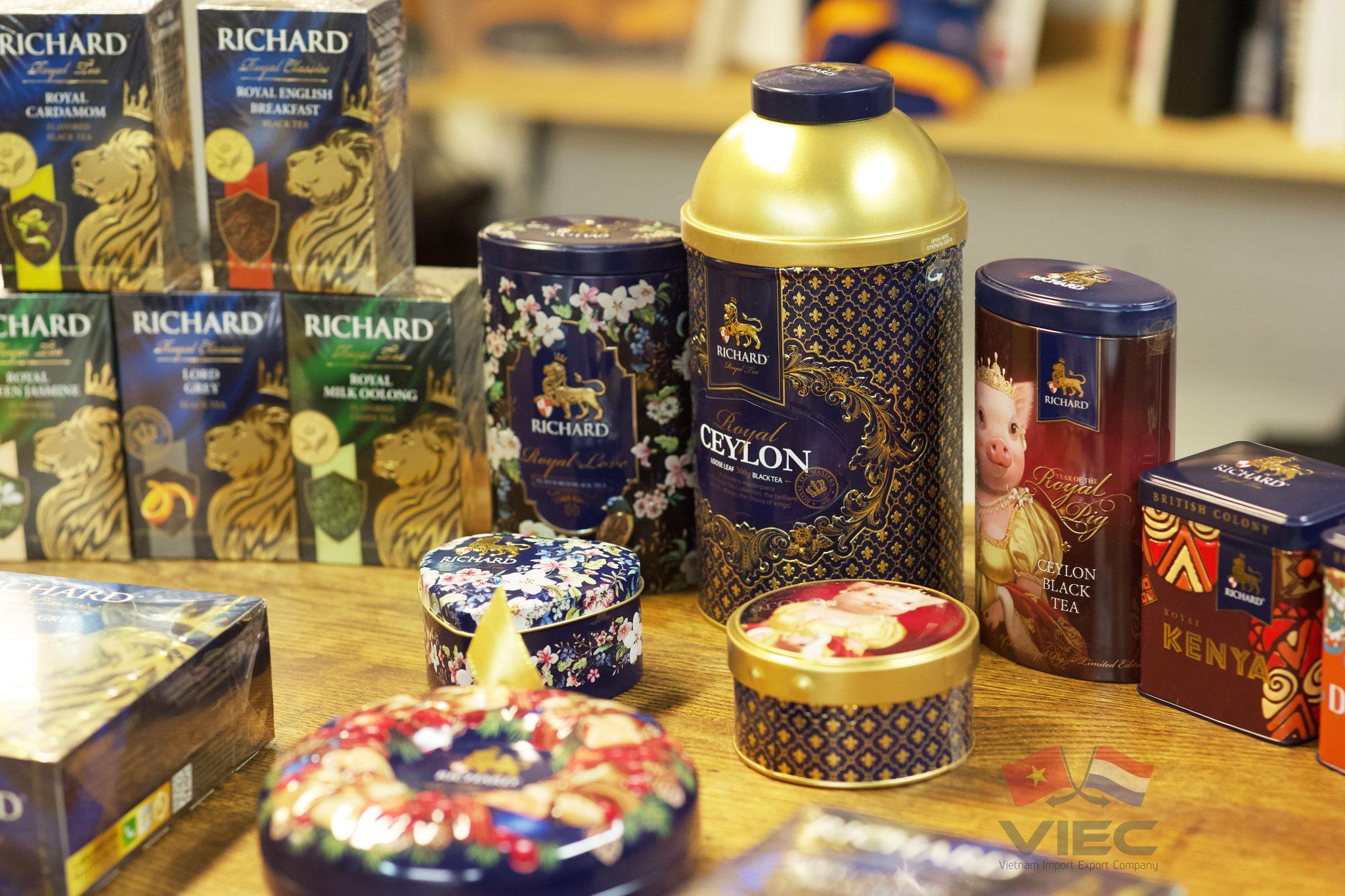 Richard Royal Tea from UK