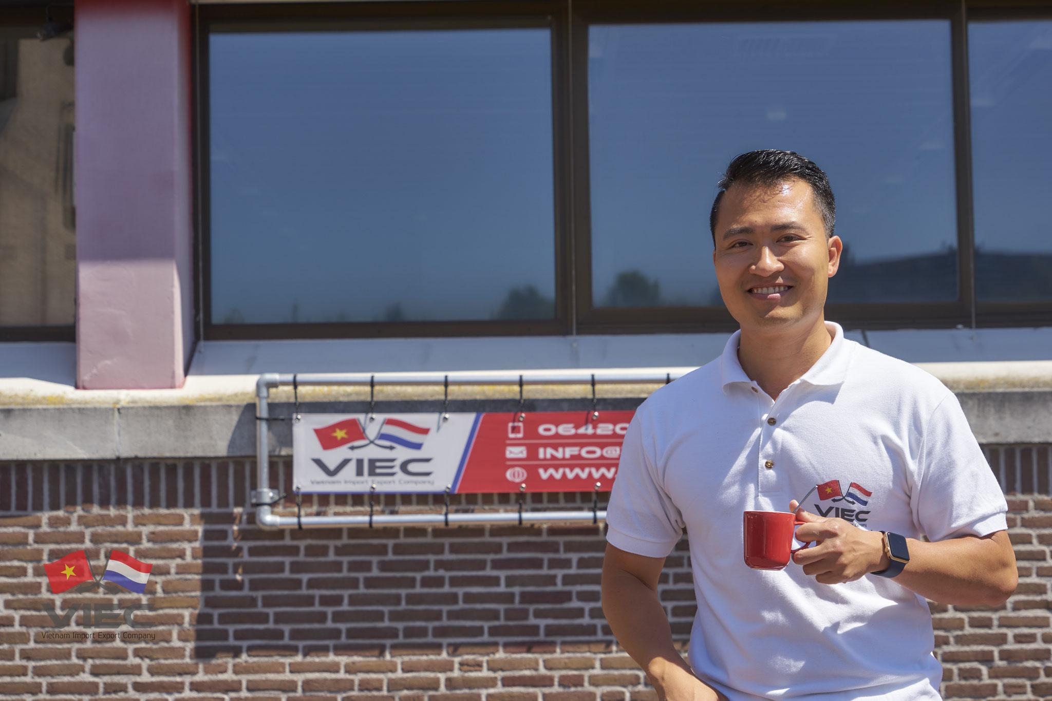 Mr. Nhu Nguyen 🙎🏻♂Commercial Dept 🇬🇧English & 🇻🇳Tiếng Việt & 🇳🇱Nederlands   ☎+31 (0) 6 4204 9998   📩Info@viec.nl