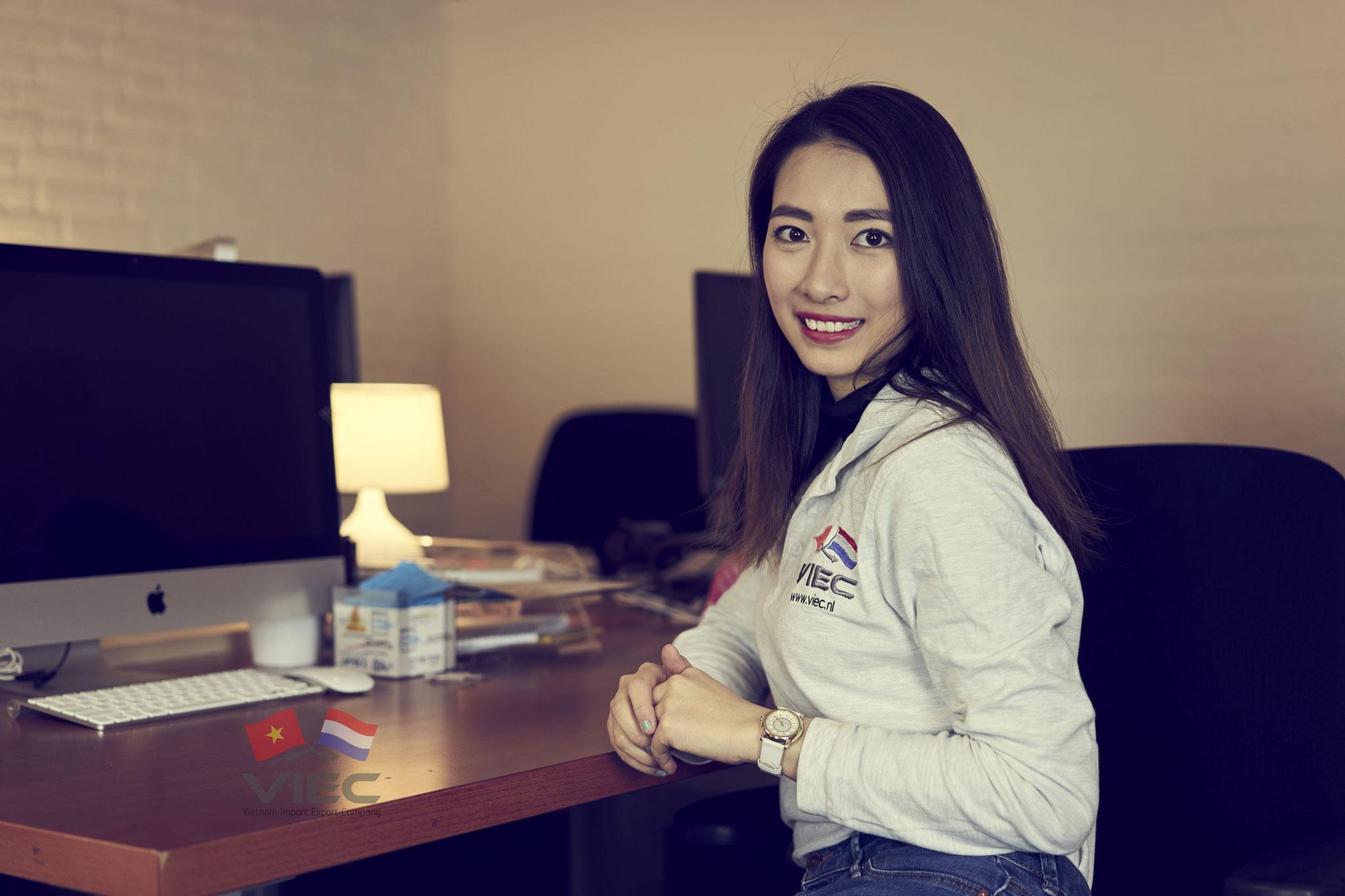 Mrs. Anna Phuong Nguyen 🙎🏻♀ Sales Executive  🇬🇧English & 🇻🇳Tiếng Việt    ☎+31 (0) 6 5926 6788   📩Export@viec.nl