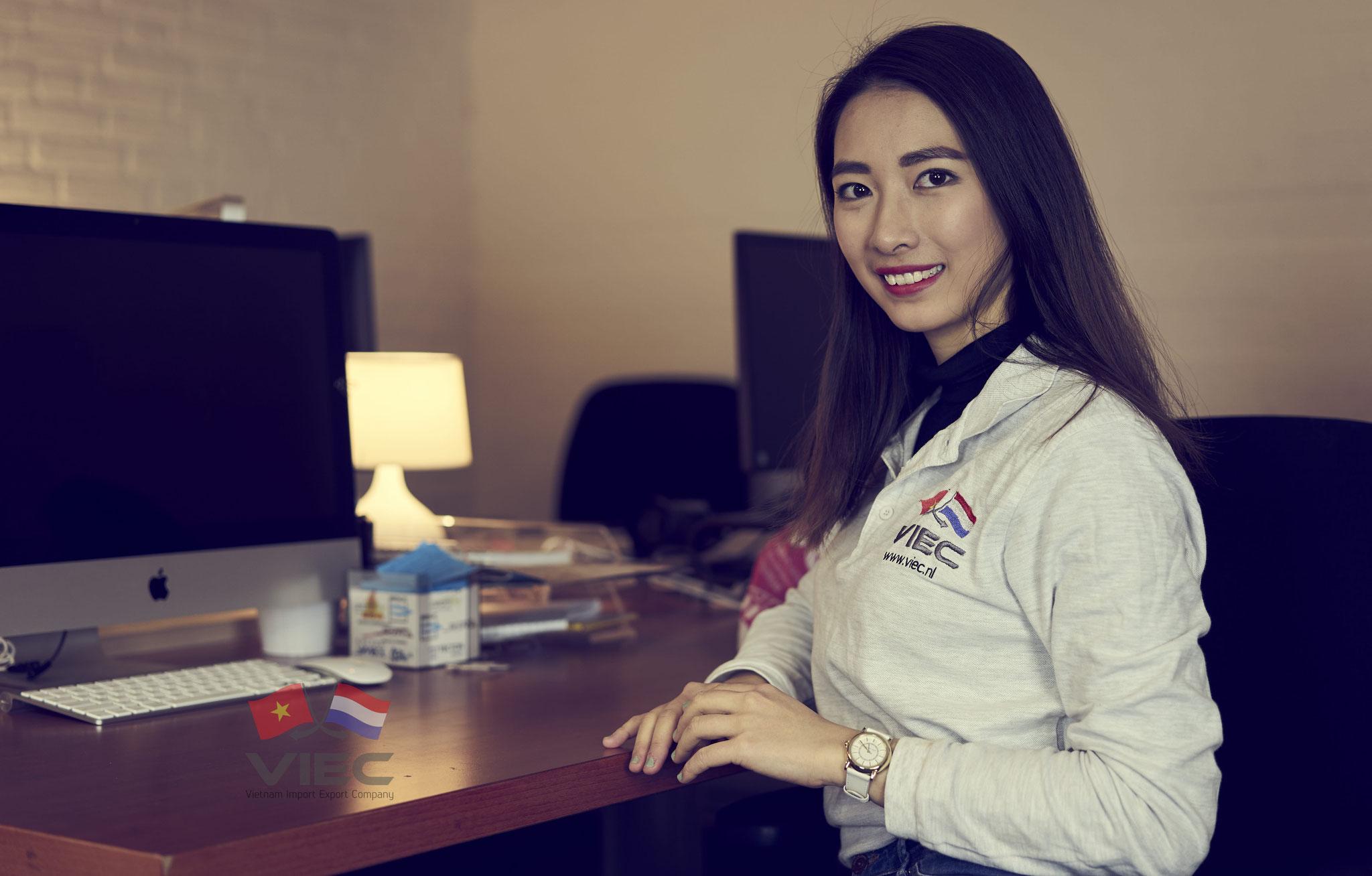 Mrs. Anna Phuong Nguyen 🙎🏻♀Sales Executive  🇬🇧English & 🇻🇳Tiếng Việt   ☎+31 (0) 6 5926 6788   📩 Export@viec.nl