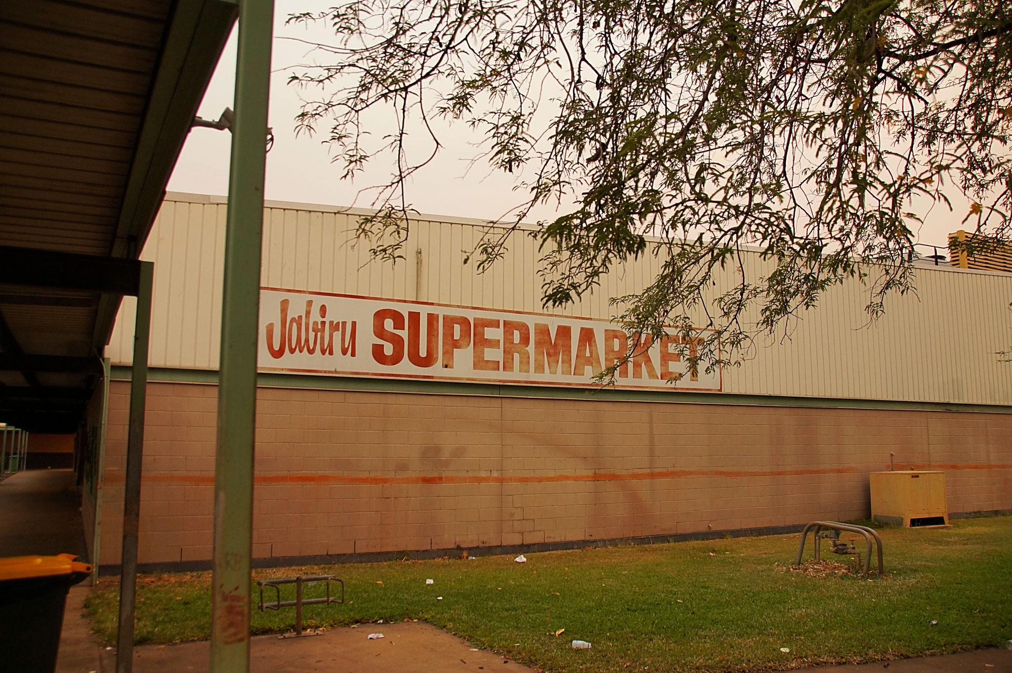 Jabiru hat einen Supermarkt.