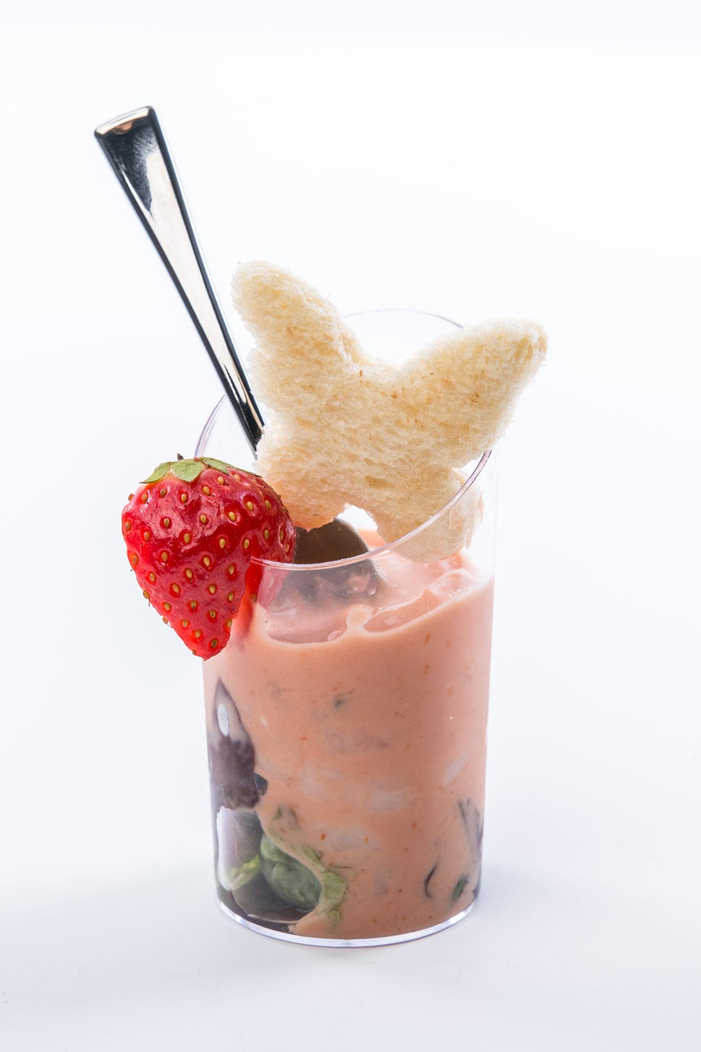 Crevetten-Cocktail