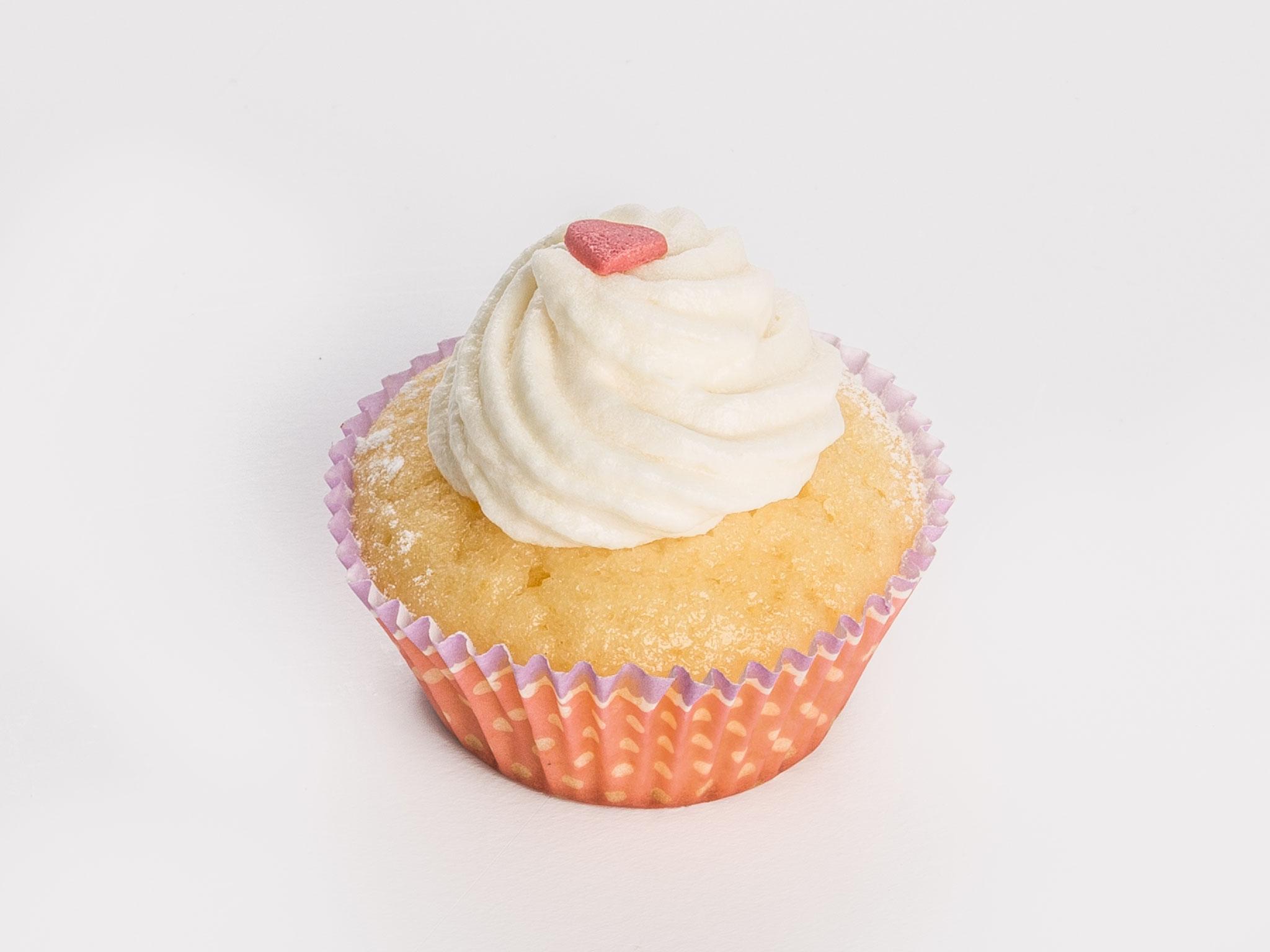 Zitronen Cupcake