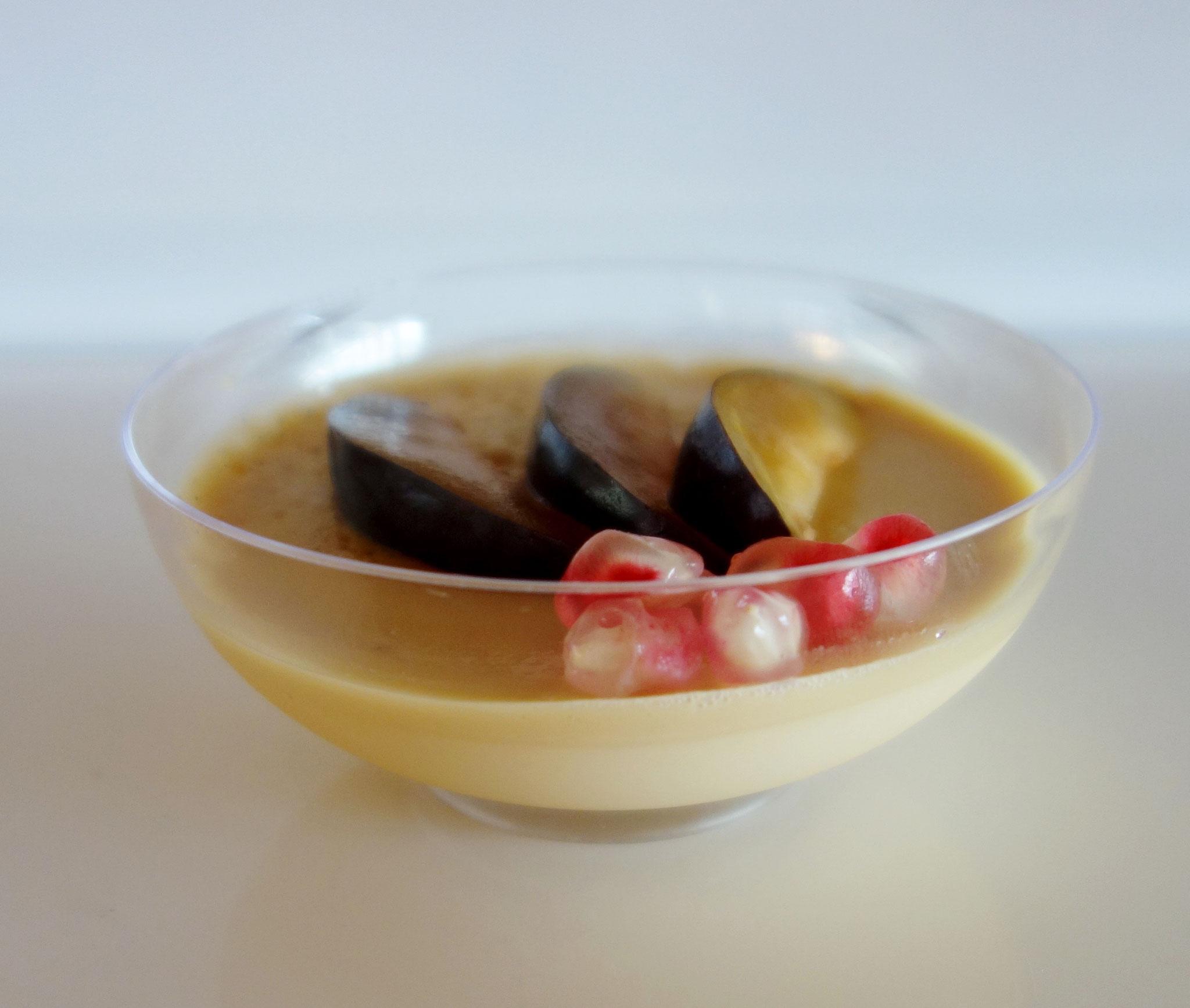 Caramel Pannacotta