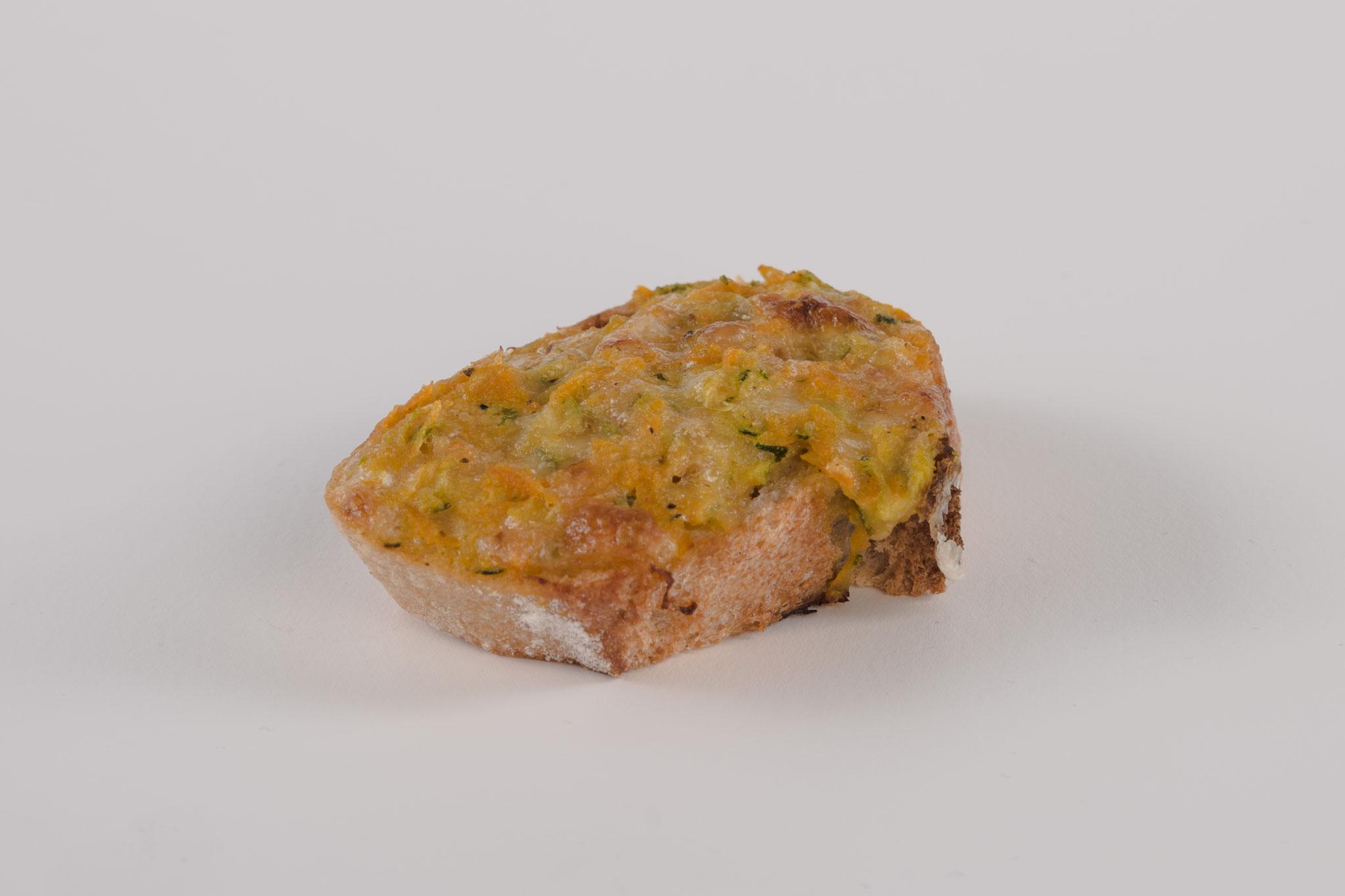 Gemüse-Crostinis