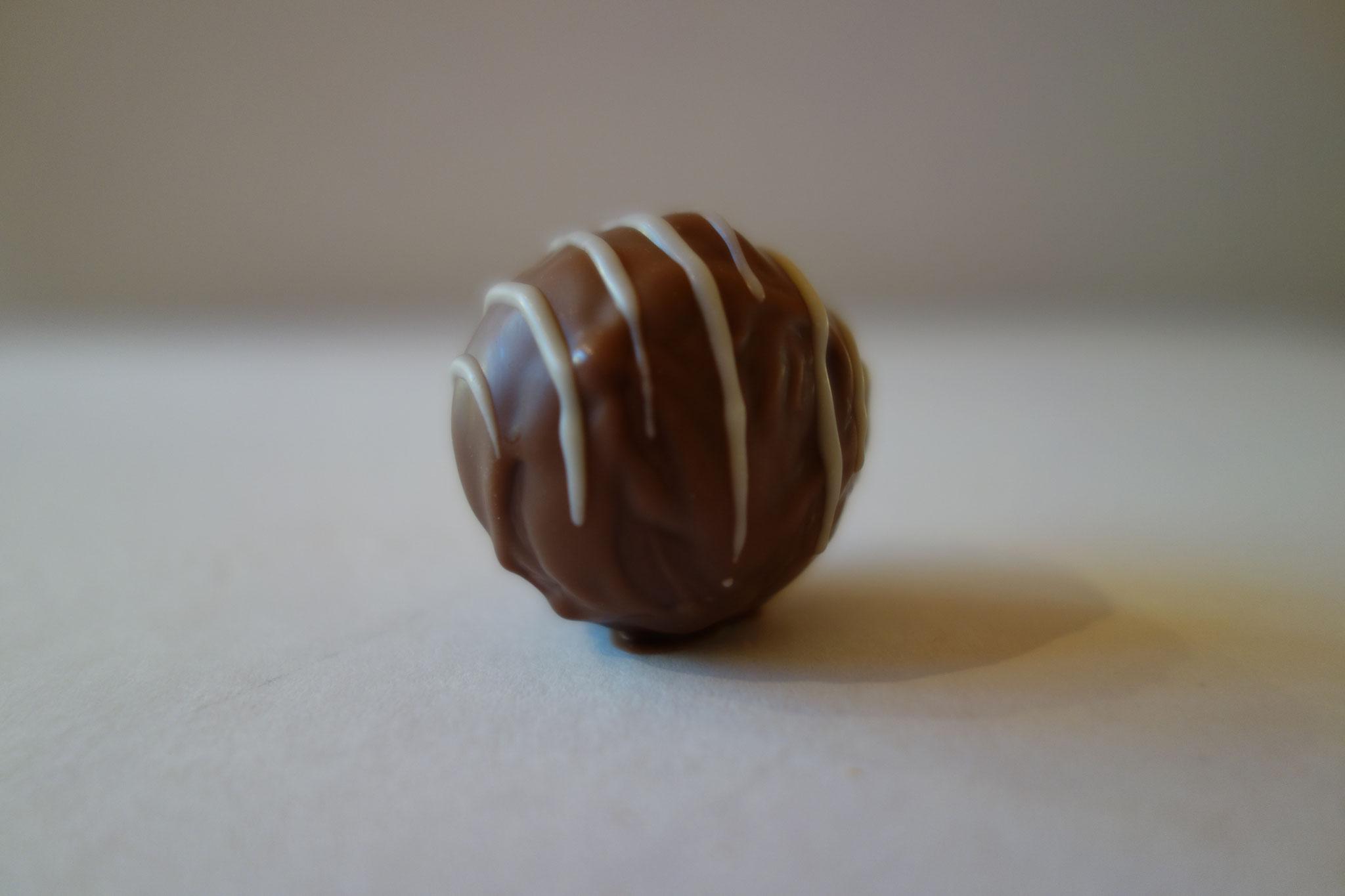 Caramel Truffes