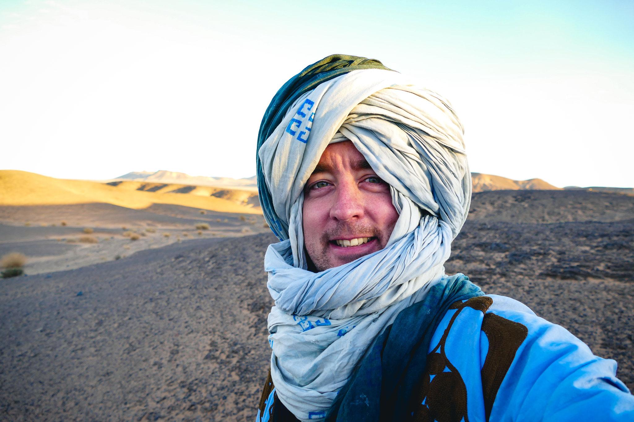 Maroc désert nomade