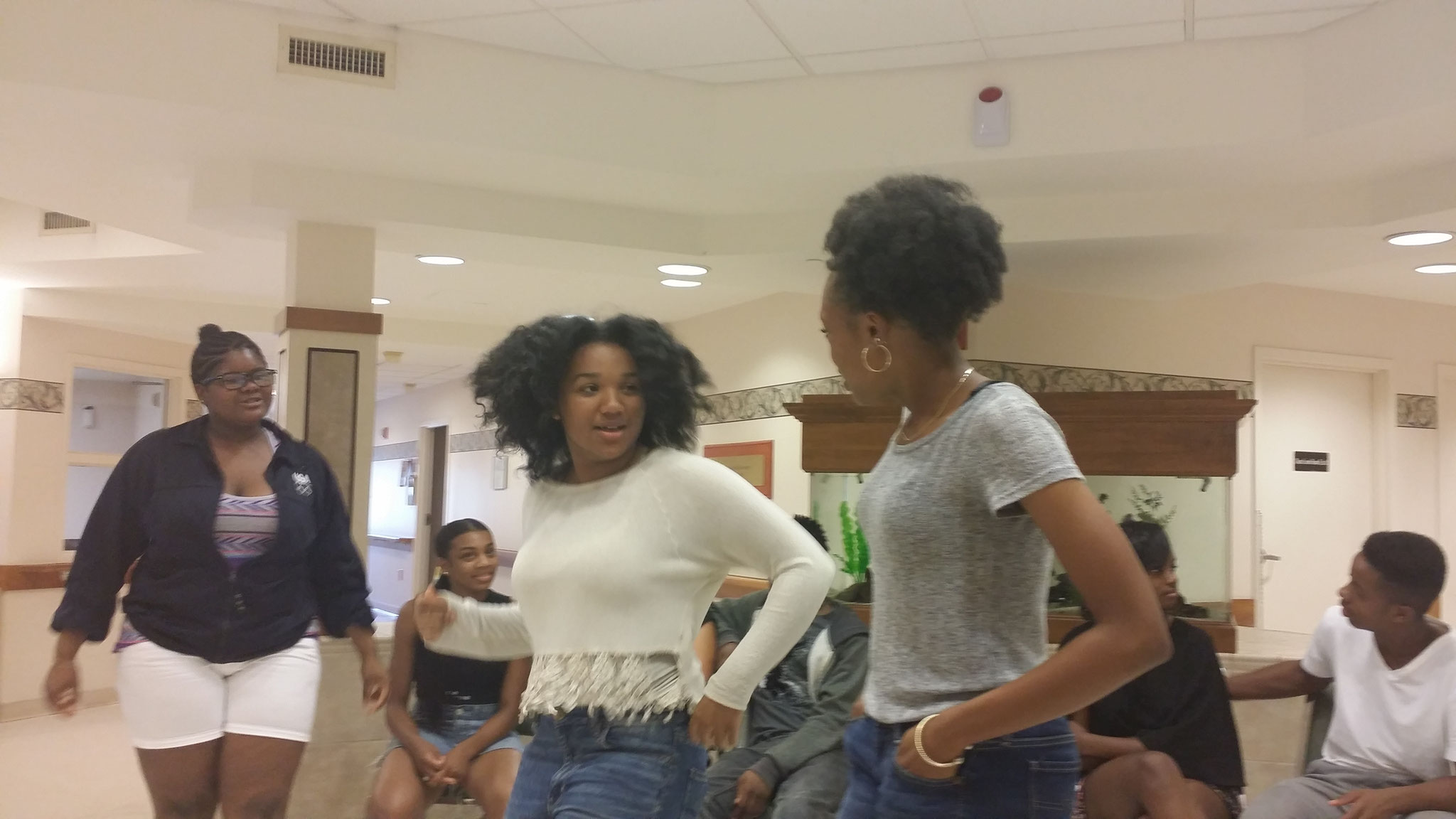 Center for Arts-Inspired Learning: ArtWorks Summer 2016 Theater Co-op