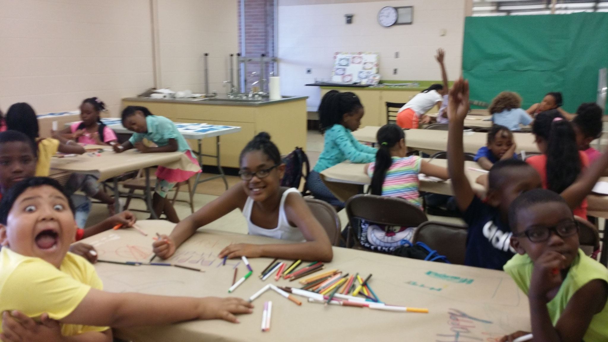Center for Arts-Inspired Learning: Richmond Heights Schools Summer Visual Arts Program